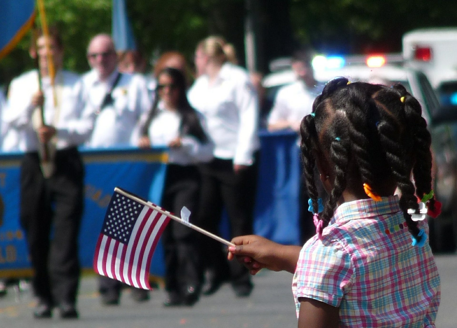 Memorial Day Parade in Freehold 2020