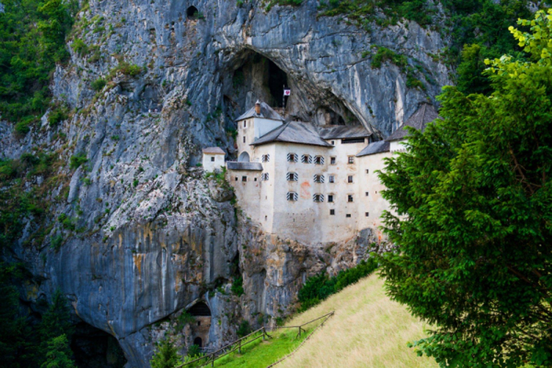 Predjama Castle 2019