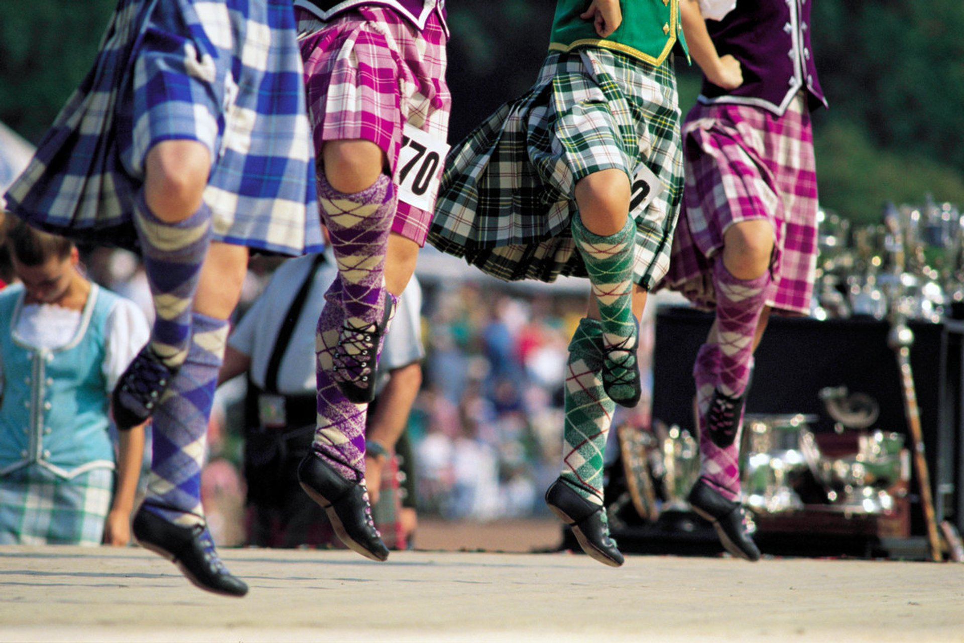 Cowal Highland Gathering in Scotland 2020 - Best Time
