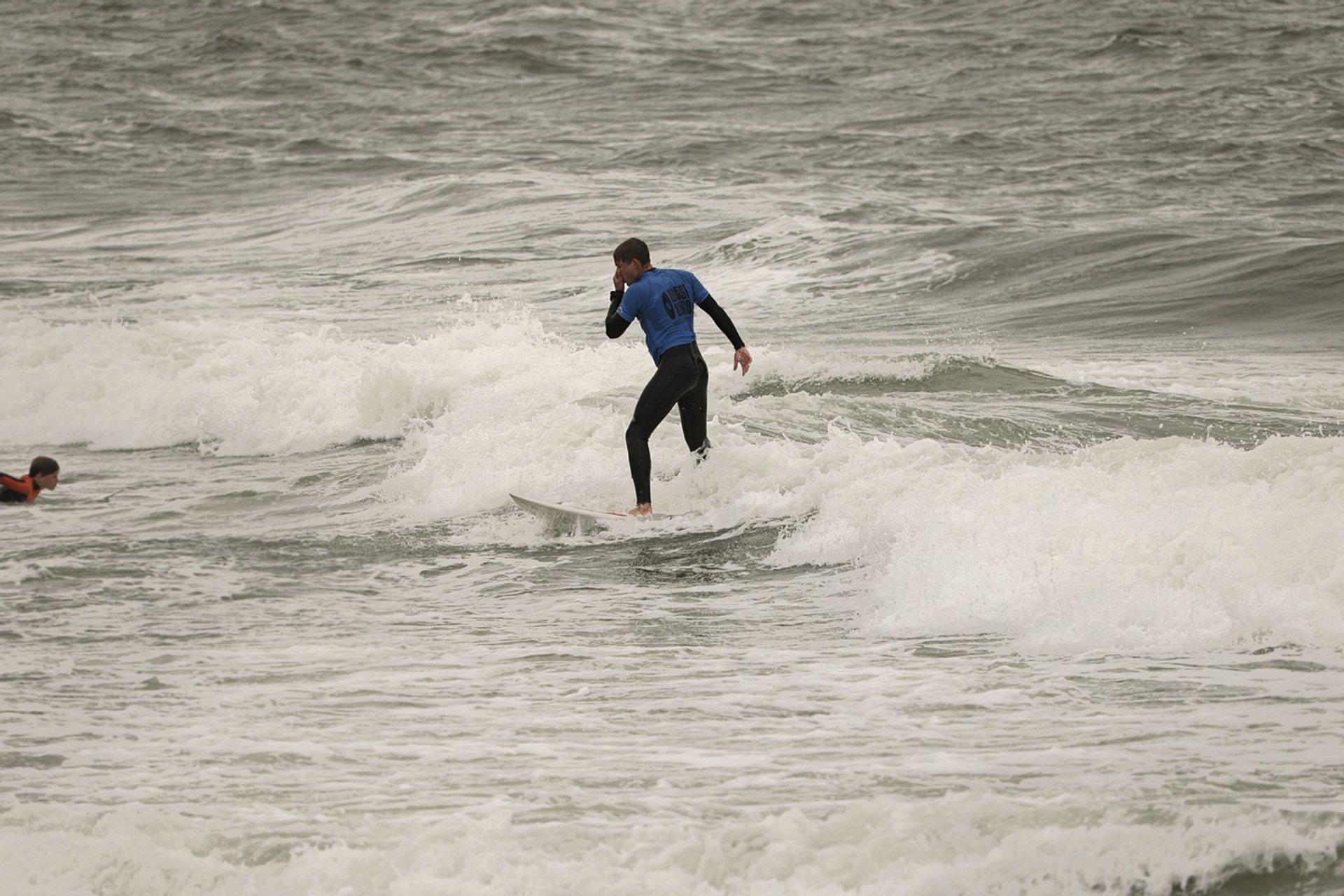 Surfing Experience in Vietnam 2020 - Best Time