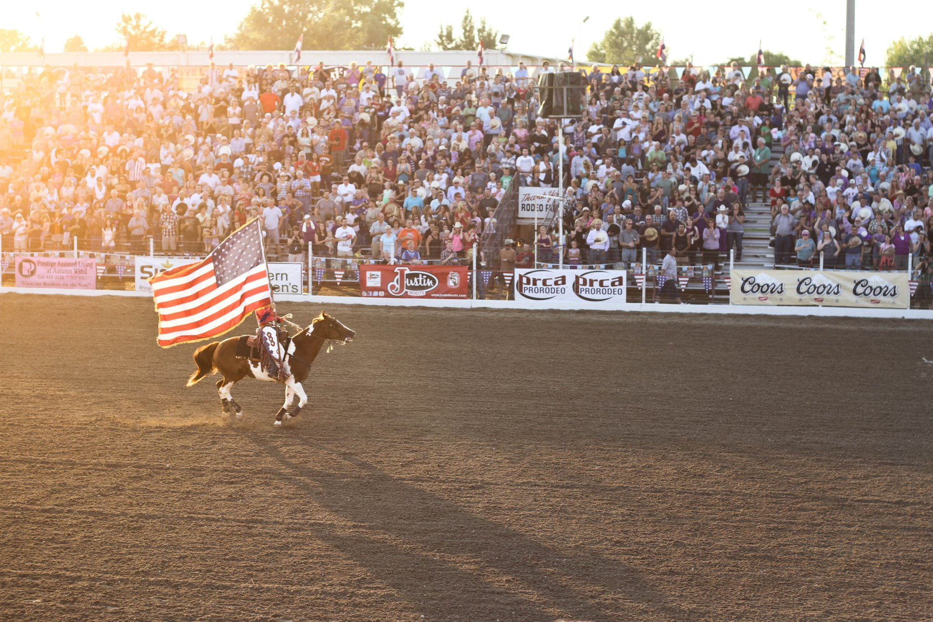Best time to see Caldwell Night Rodeo in Idaho 2020