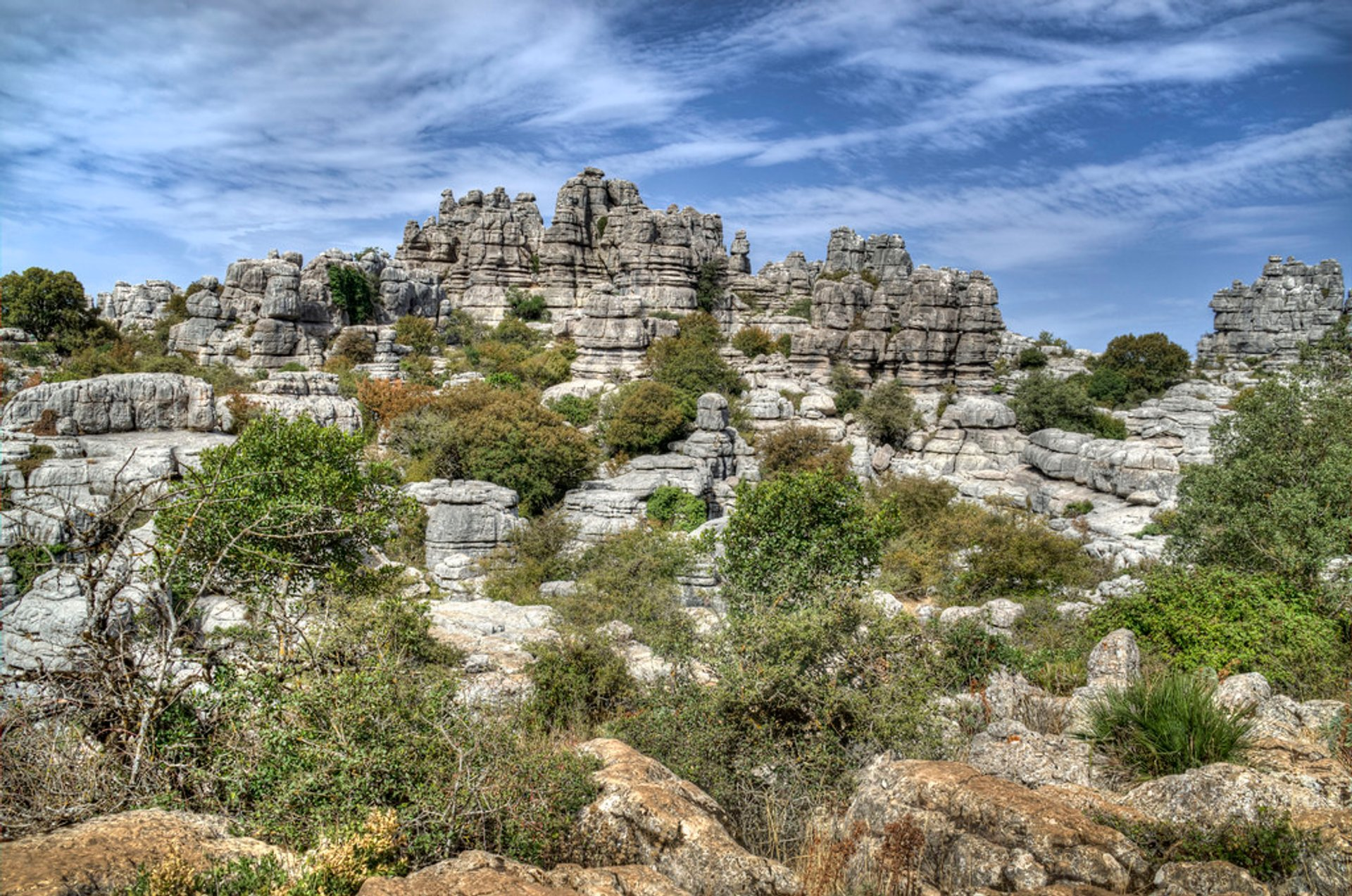 El Torcal de Antequera National Park in Spain 2020 - Best Time