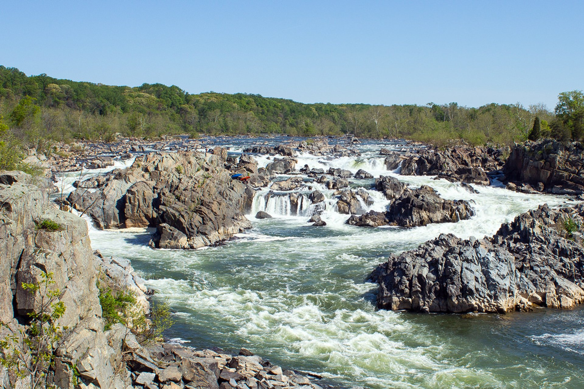 Great Falls in Washington, D.C. 2020 - Best Time