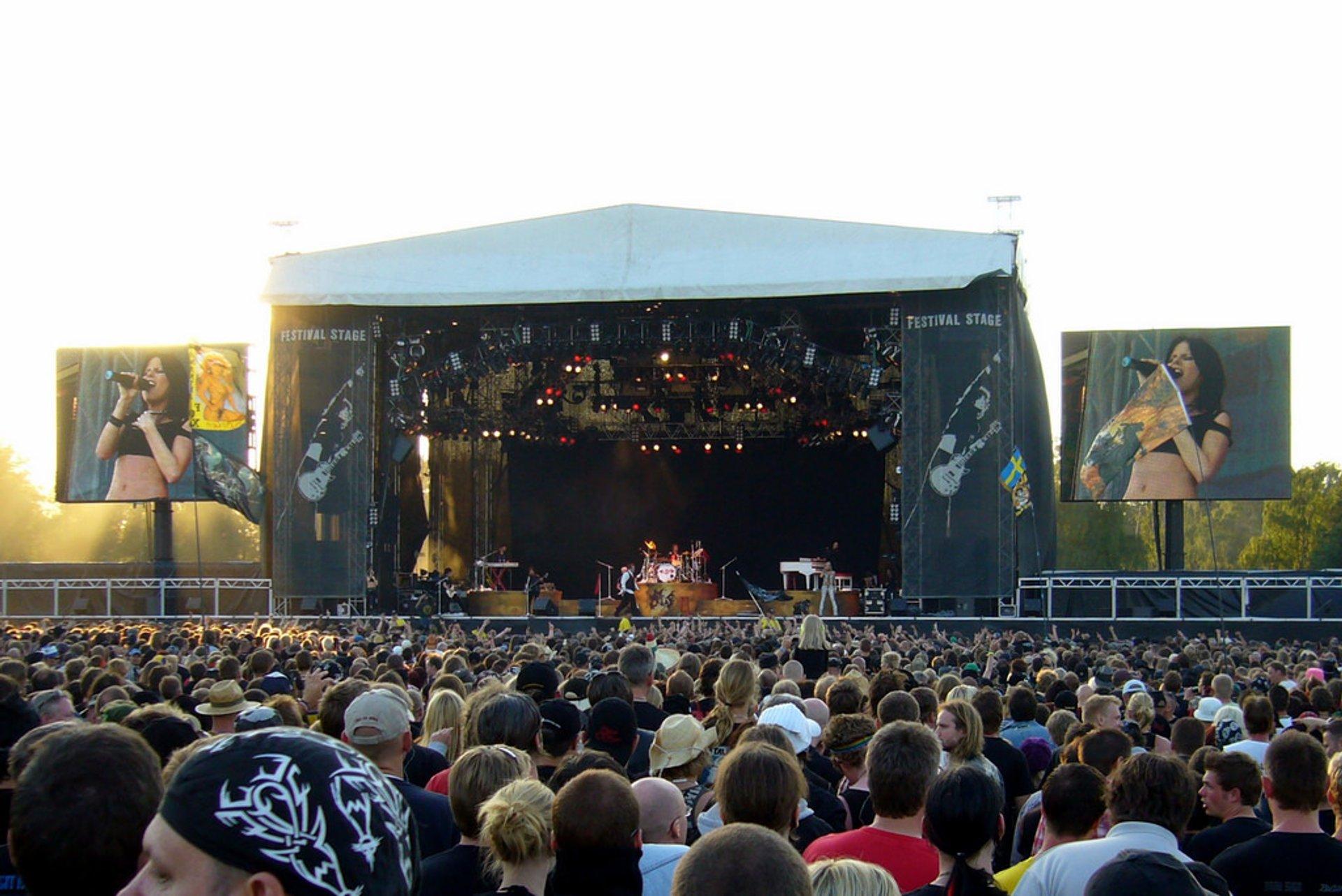 Sweden Rock Festival in Sweden - Best Season 2020