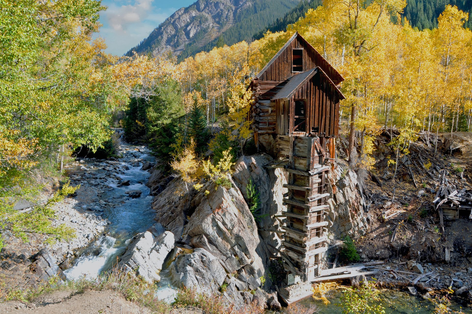 Crystal Mill in Colorado 2019 - Best Time