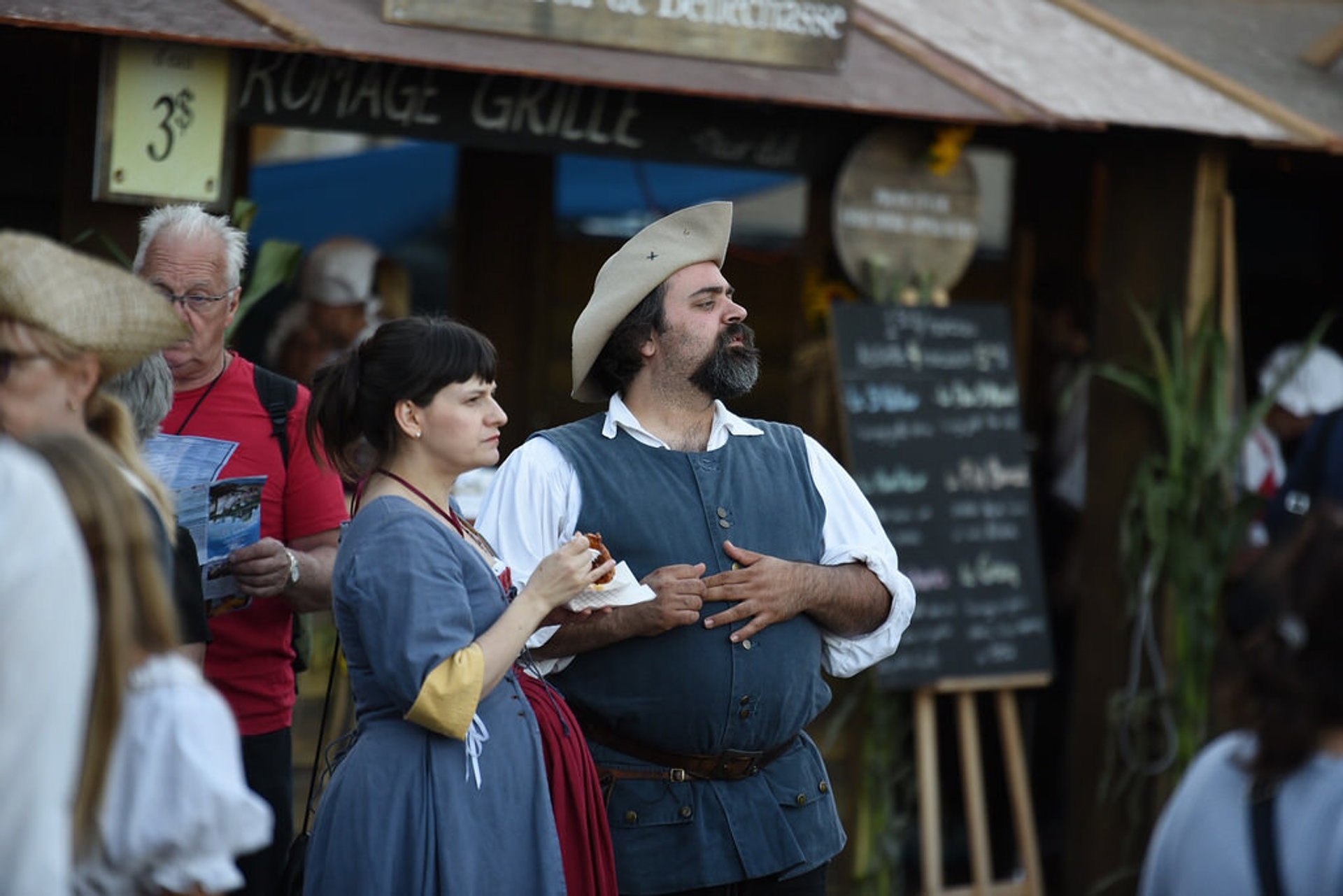 New France Festival (Fêtes de la Nouvelle-France) in Quebec - Best Season 2019