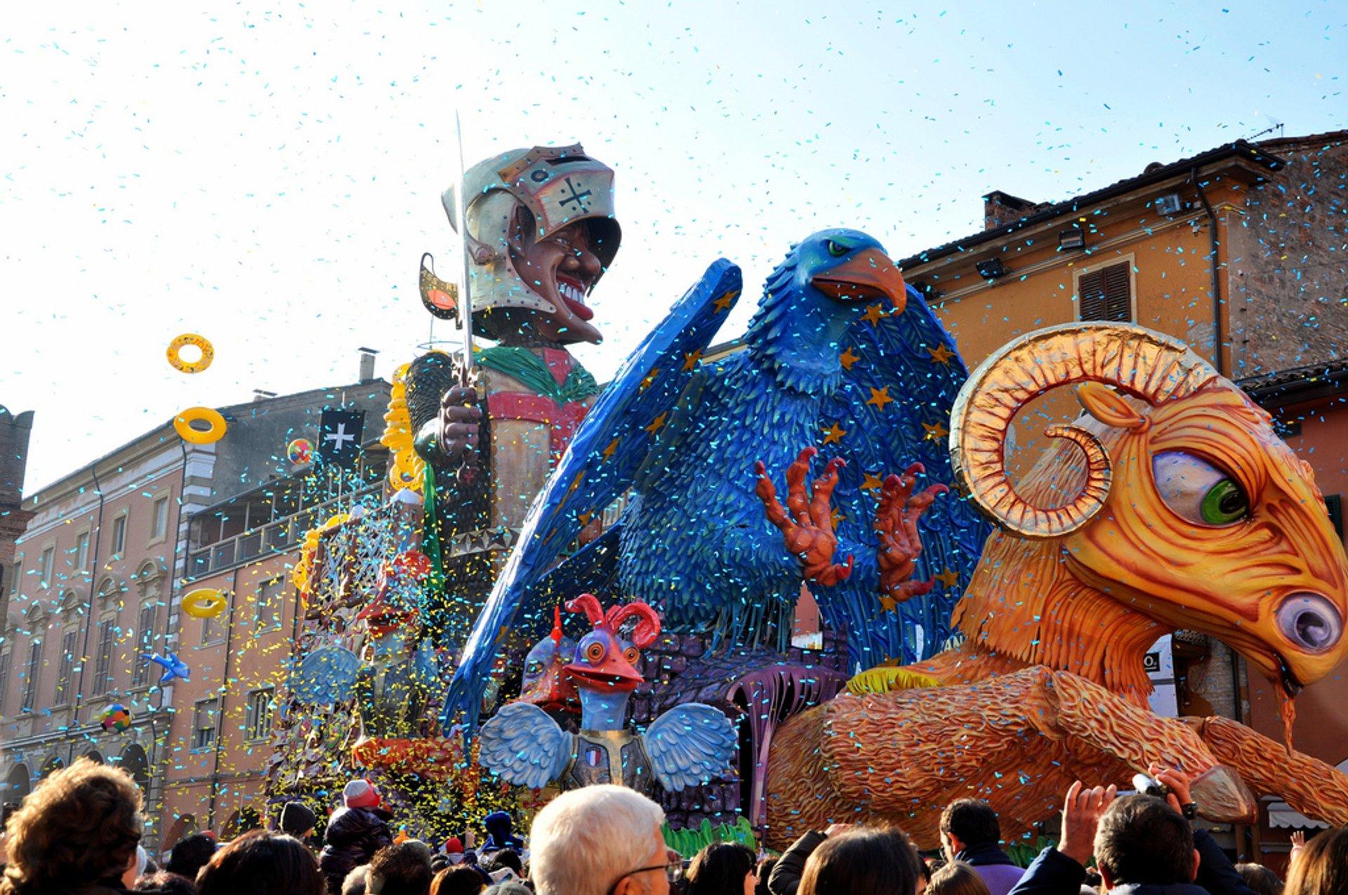 Carnival (Carnevale) in Italy 2020 - Best Time