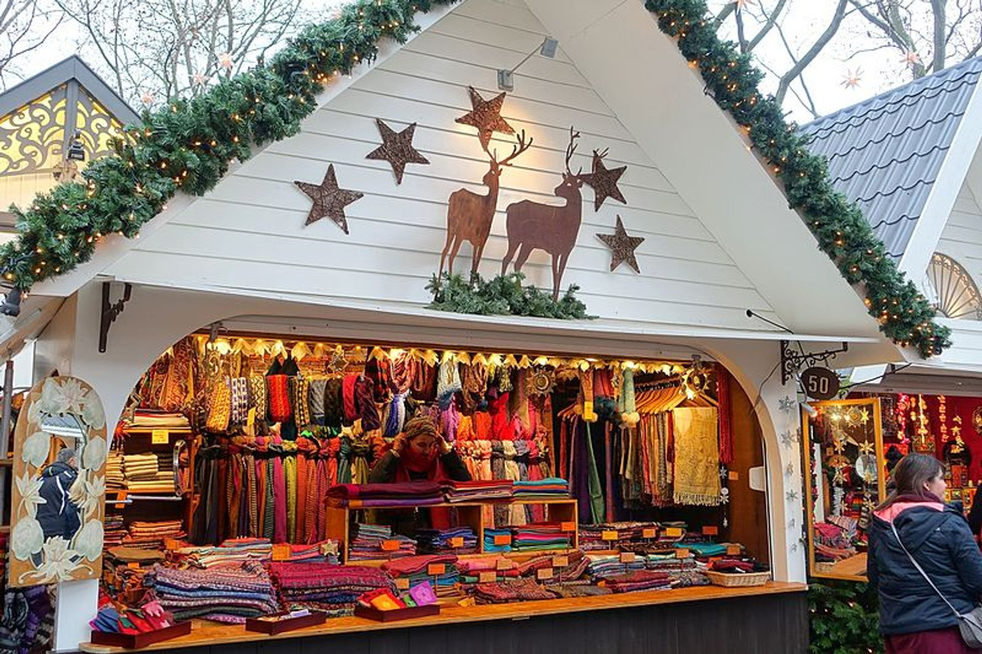 Cologne Christmas Market 2020