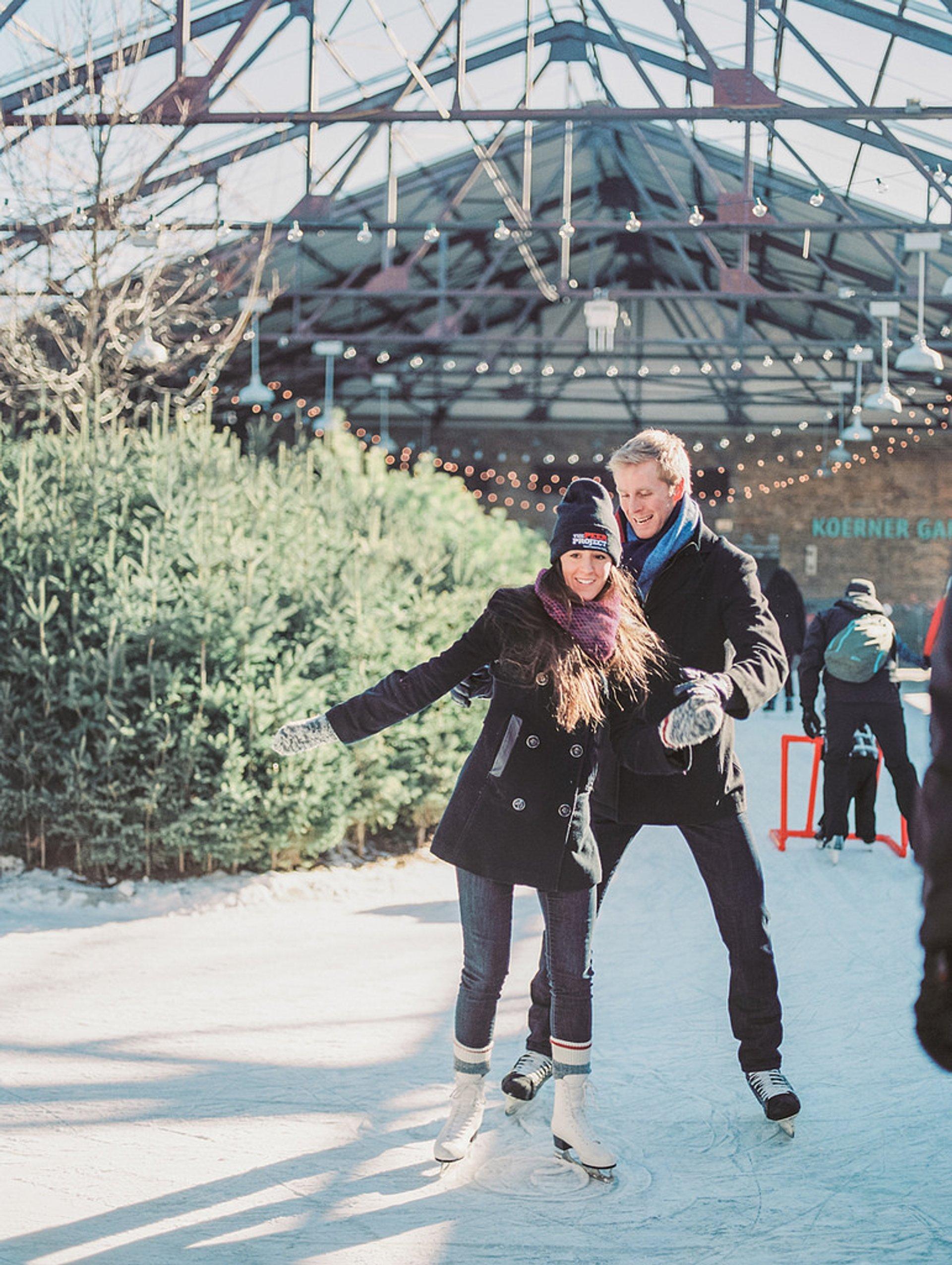 Evergreen Winter Village in Toronto - Best Time