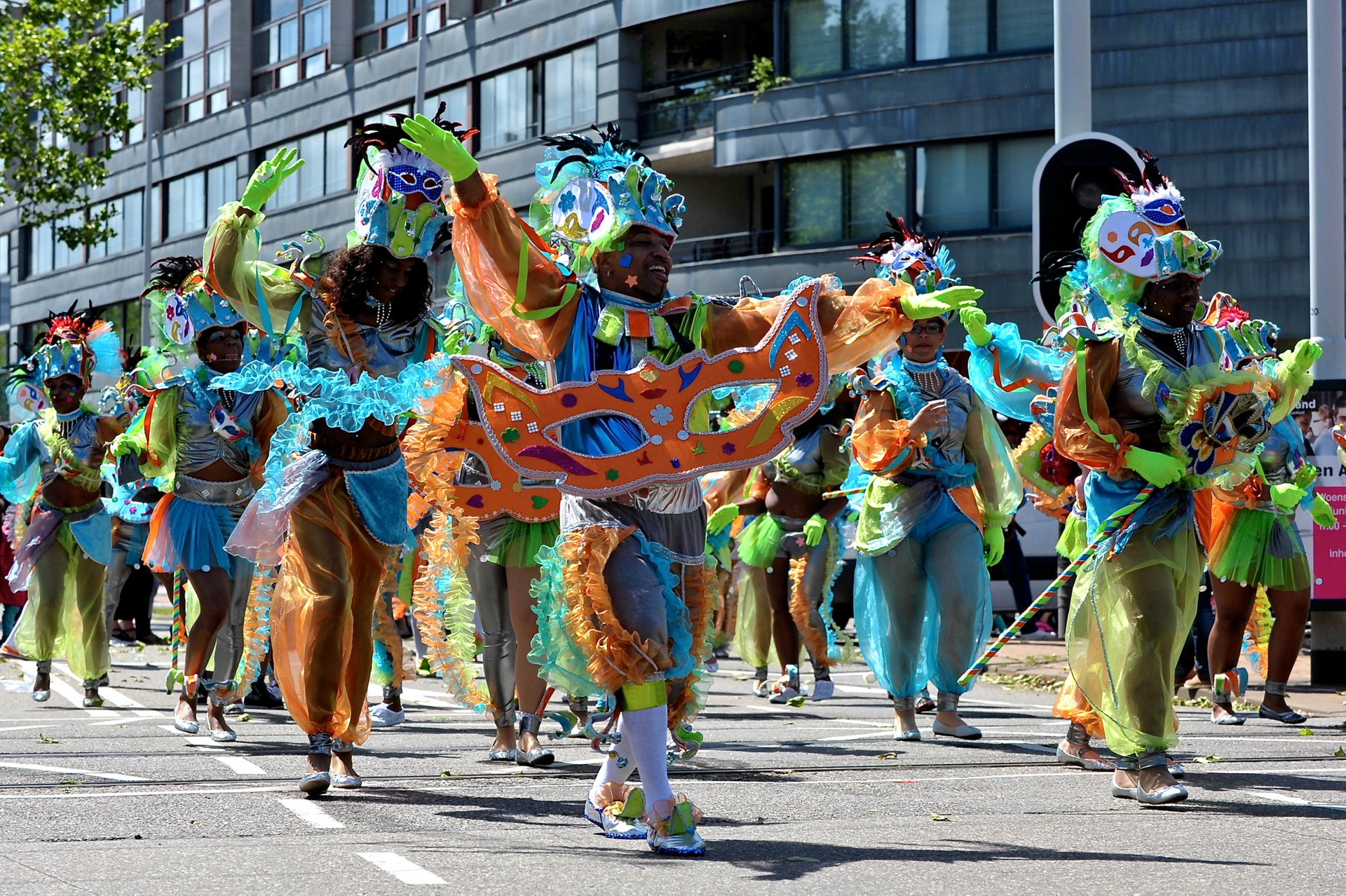 Rotterdam Carnival Zomercarnaval in The Netherlands 2020 - Best Time