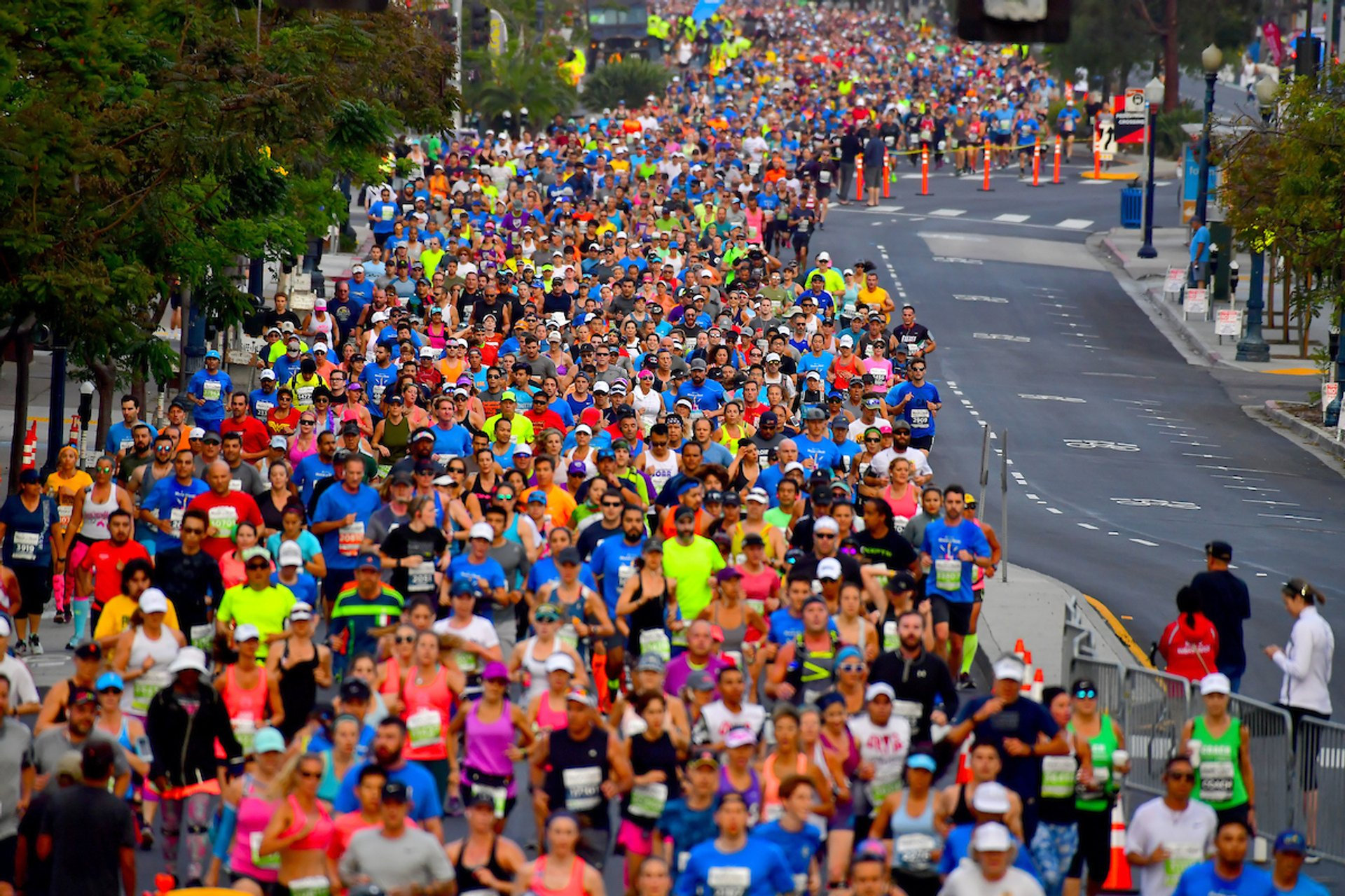 Best time for Rock'n'Roll San Diego Marathon & 1/2 Marathon in San Diego 2020