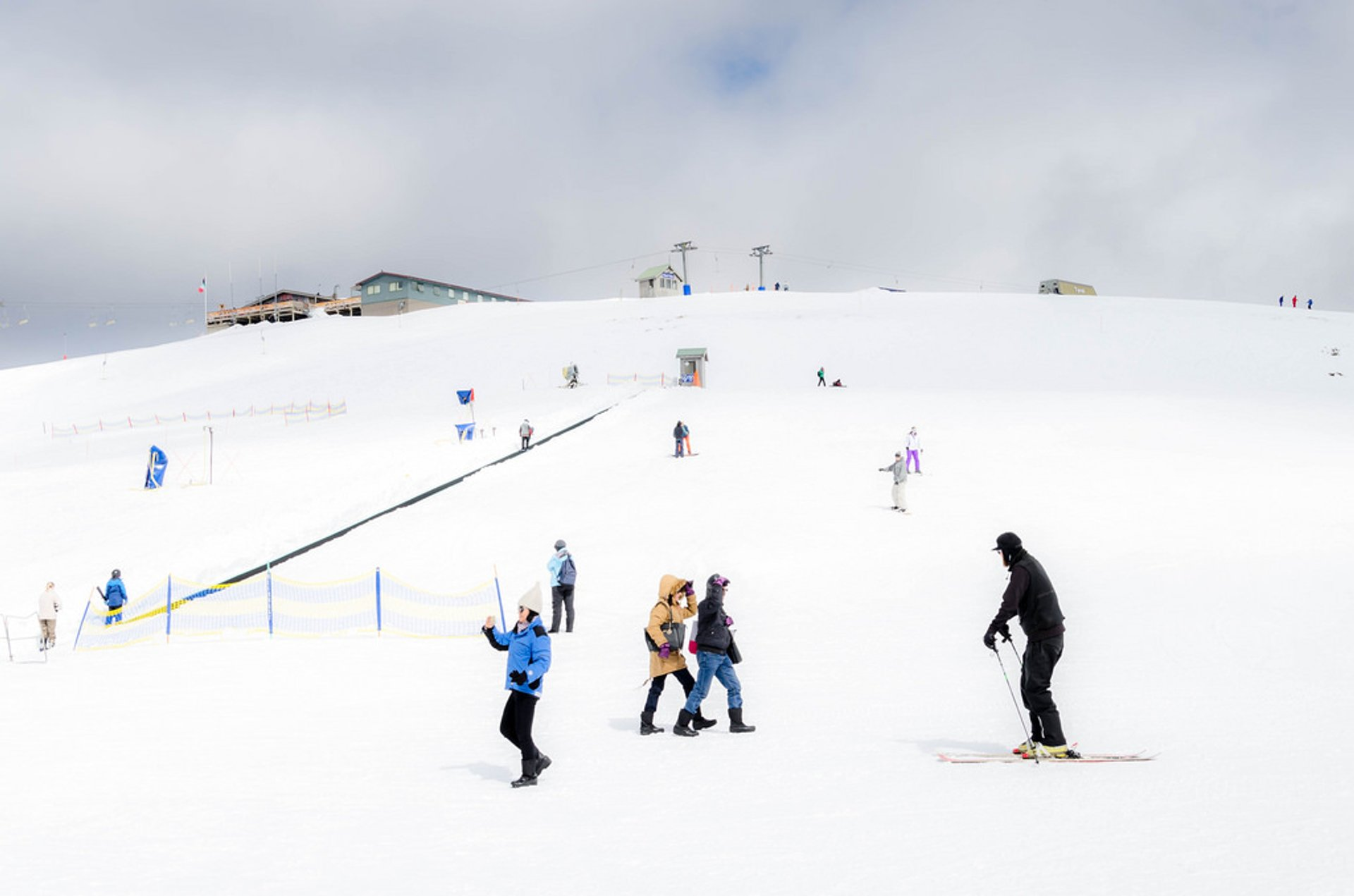 Skiing in Victoria - Best Season 2019