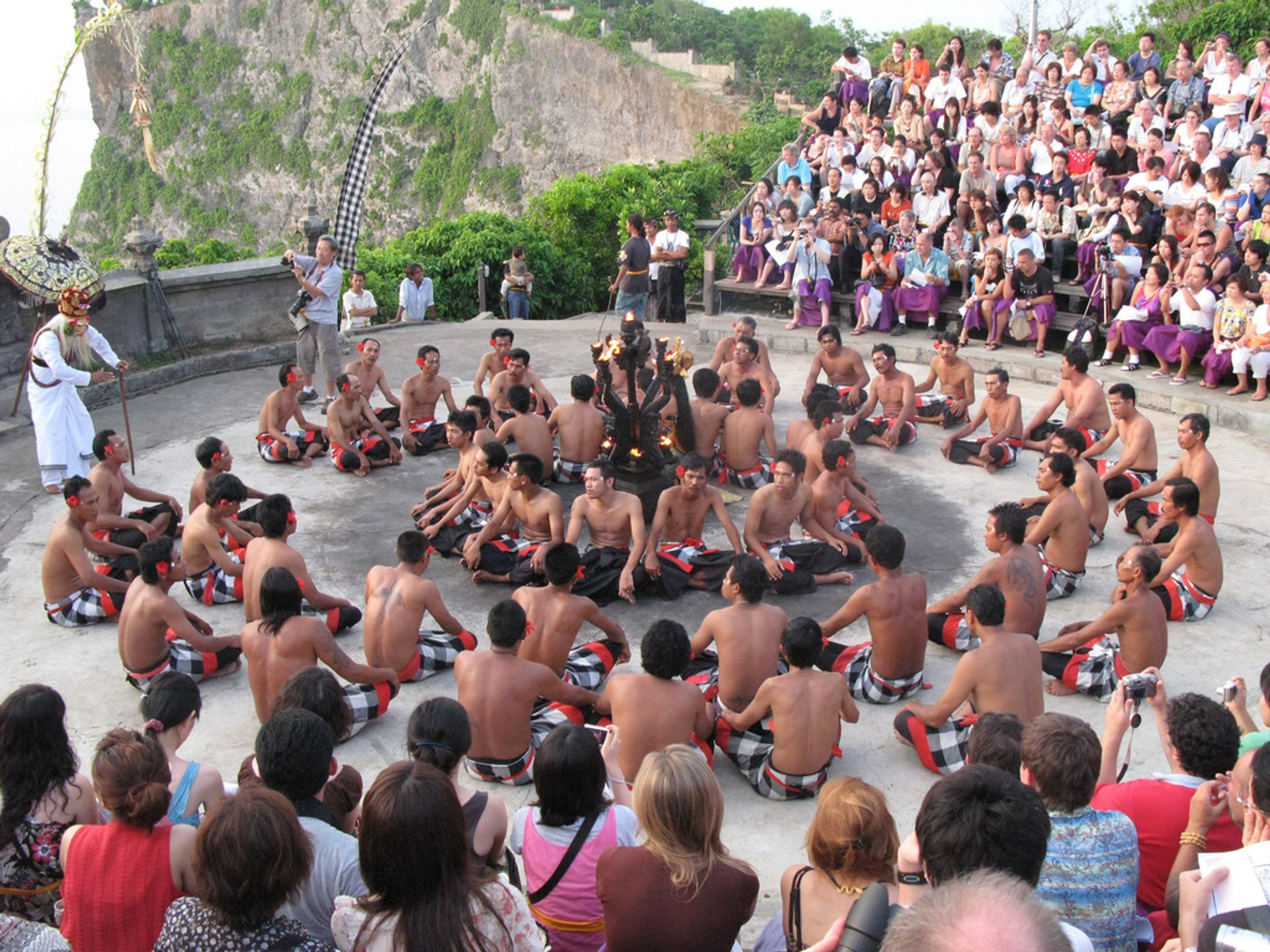 Best time to see Kecak or Monkey Dance in Bali 2020
