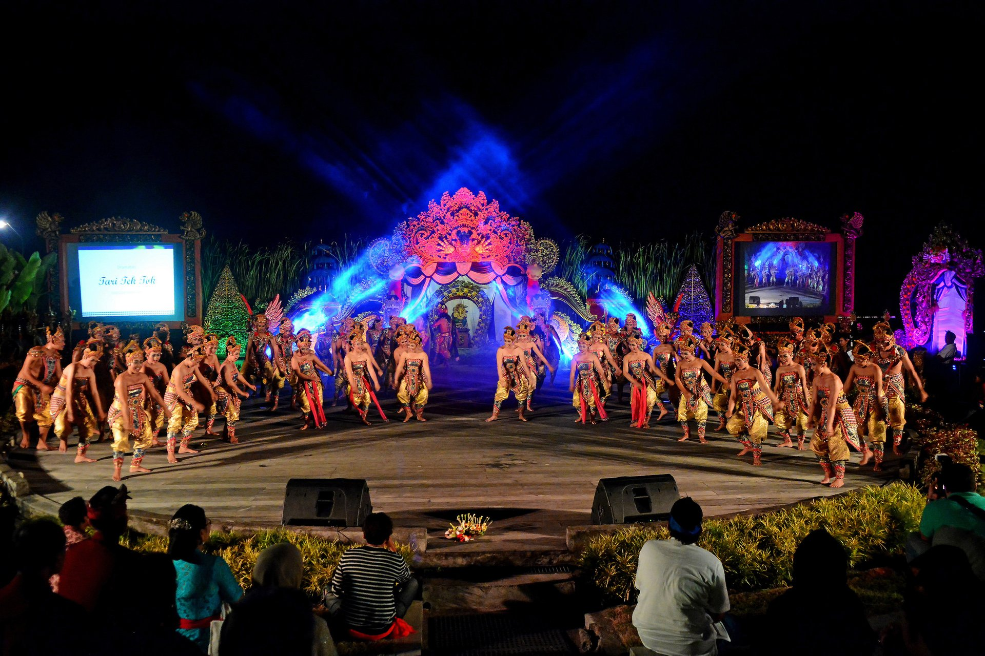 Bali Arts Festival 2020 Dates Map