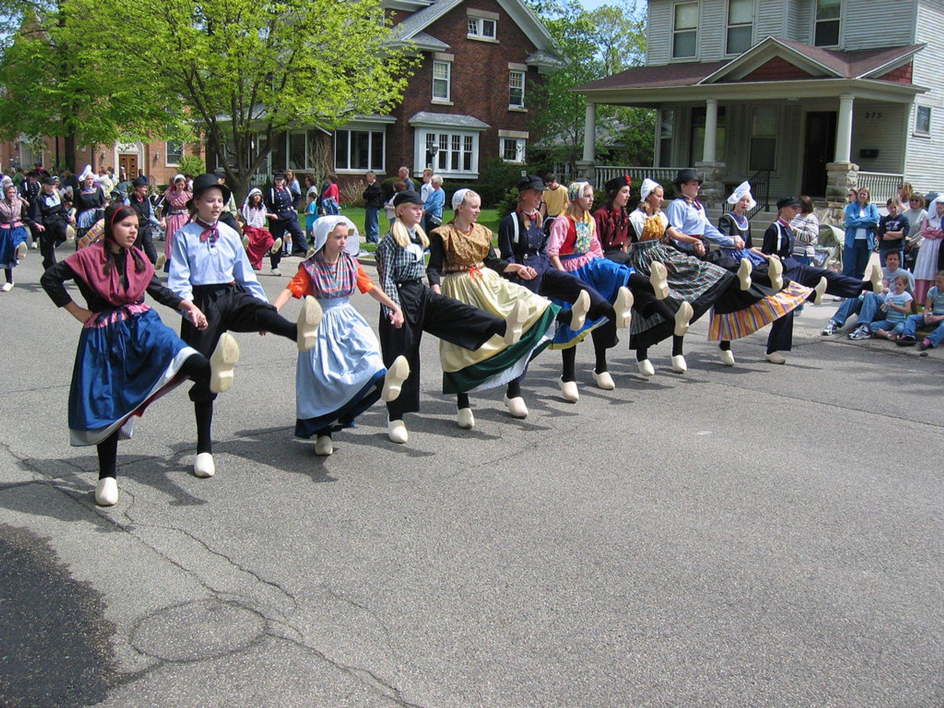 Klompen dancers 2020