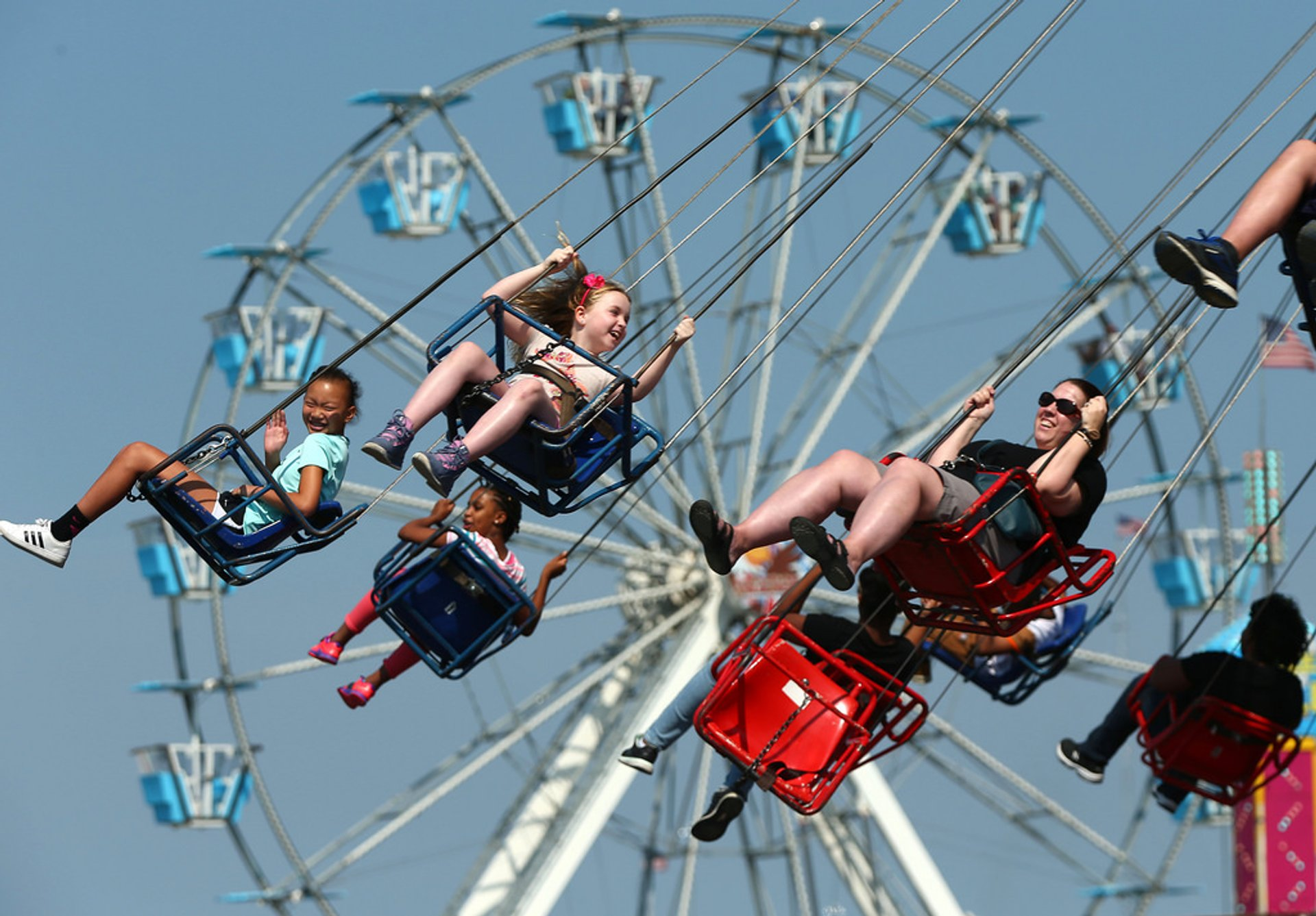 Best time for The Great New York State Fair