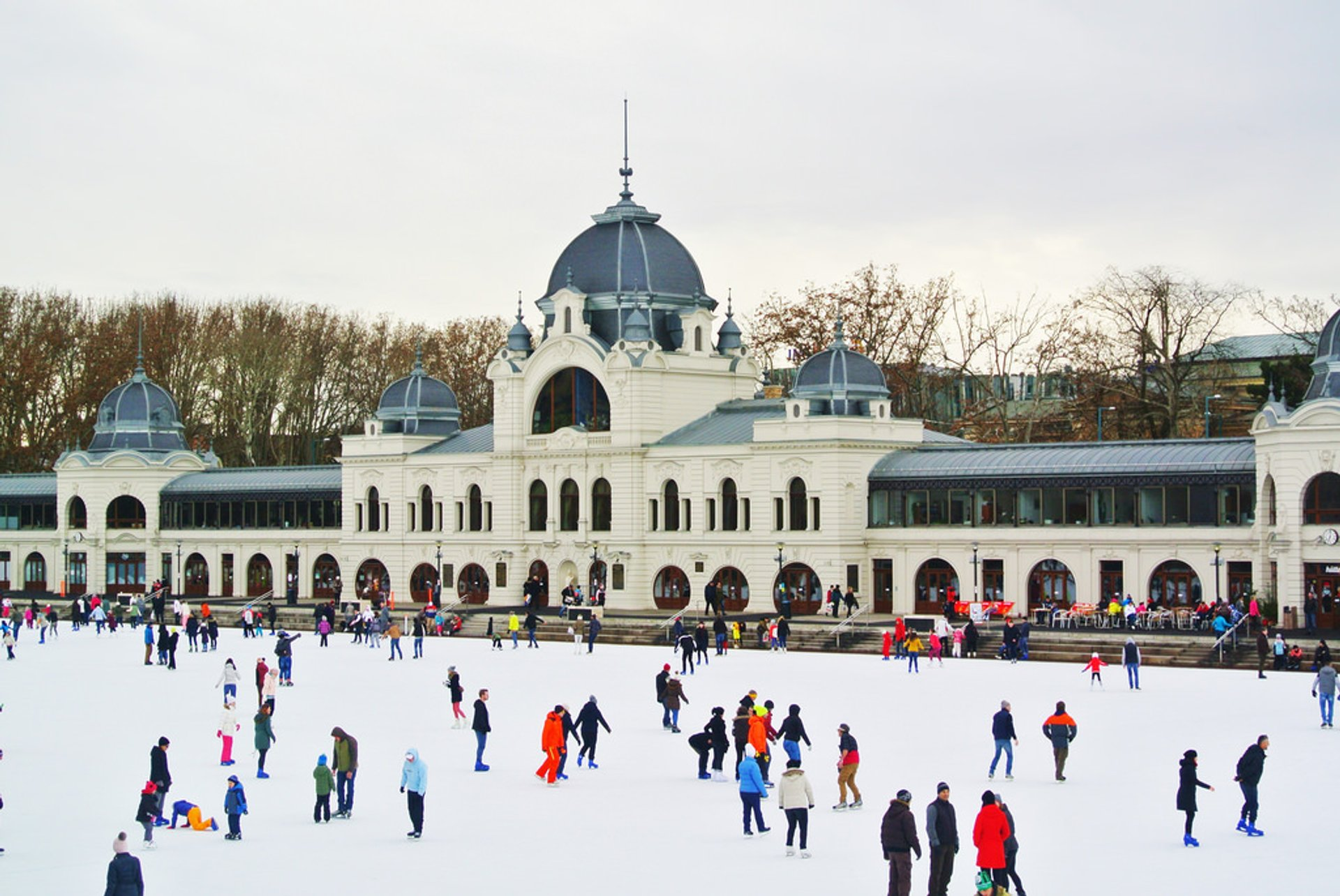 City Park Ice Rink in Hungary 2019 - Best Time