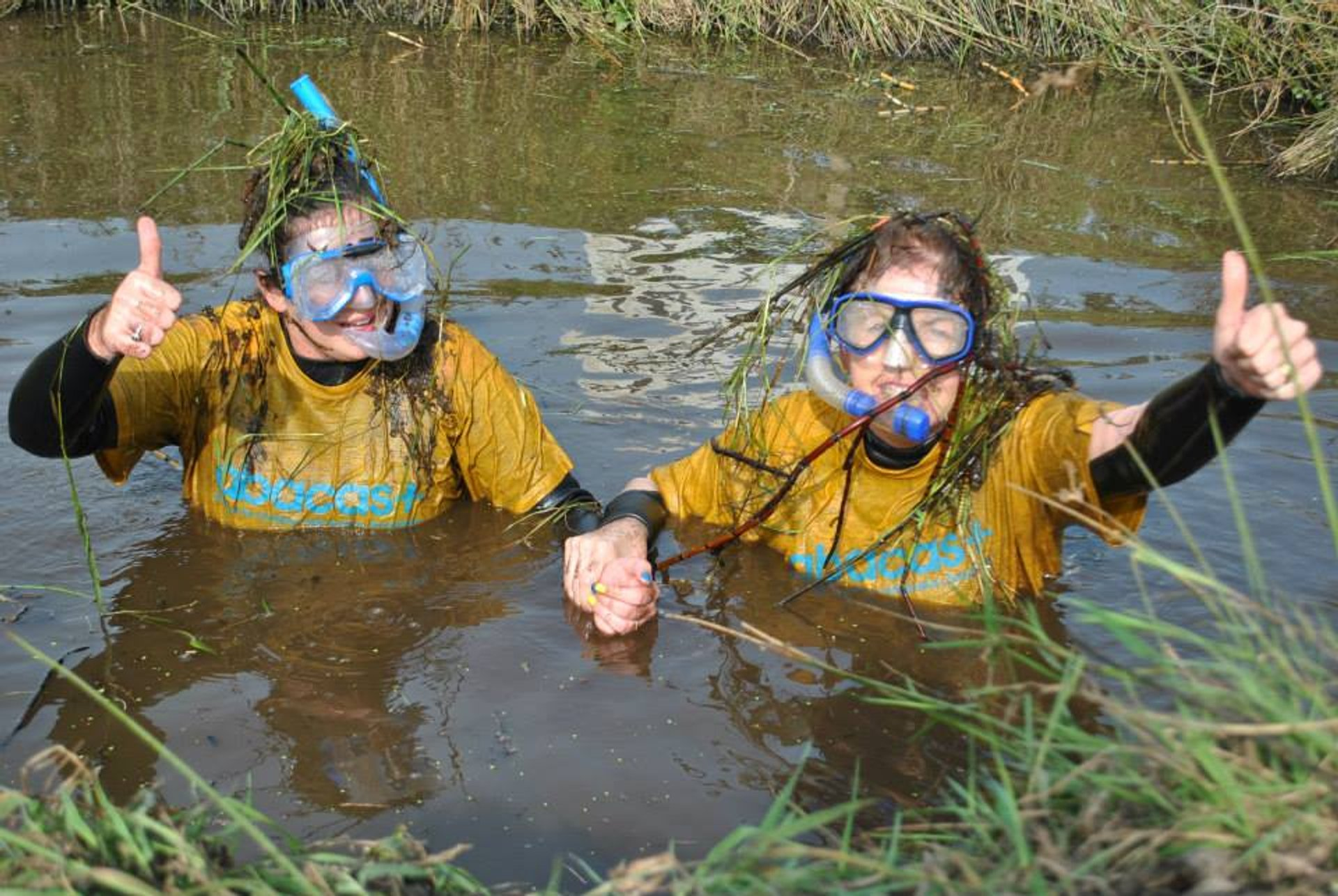 Best time for Irish Bog Snorkelling Championship in Ireland 2020