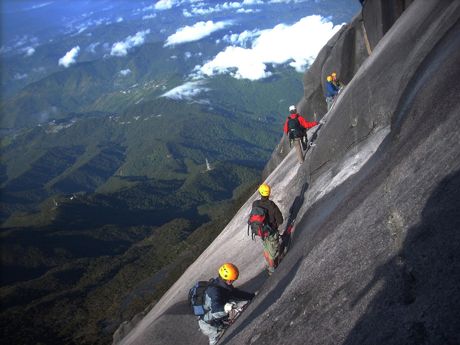 Mountain Torq Via Ferrata in Borneo 2020 - Best Time