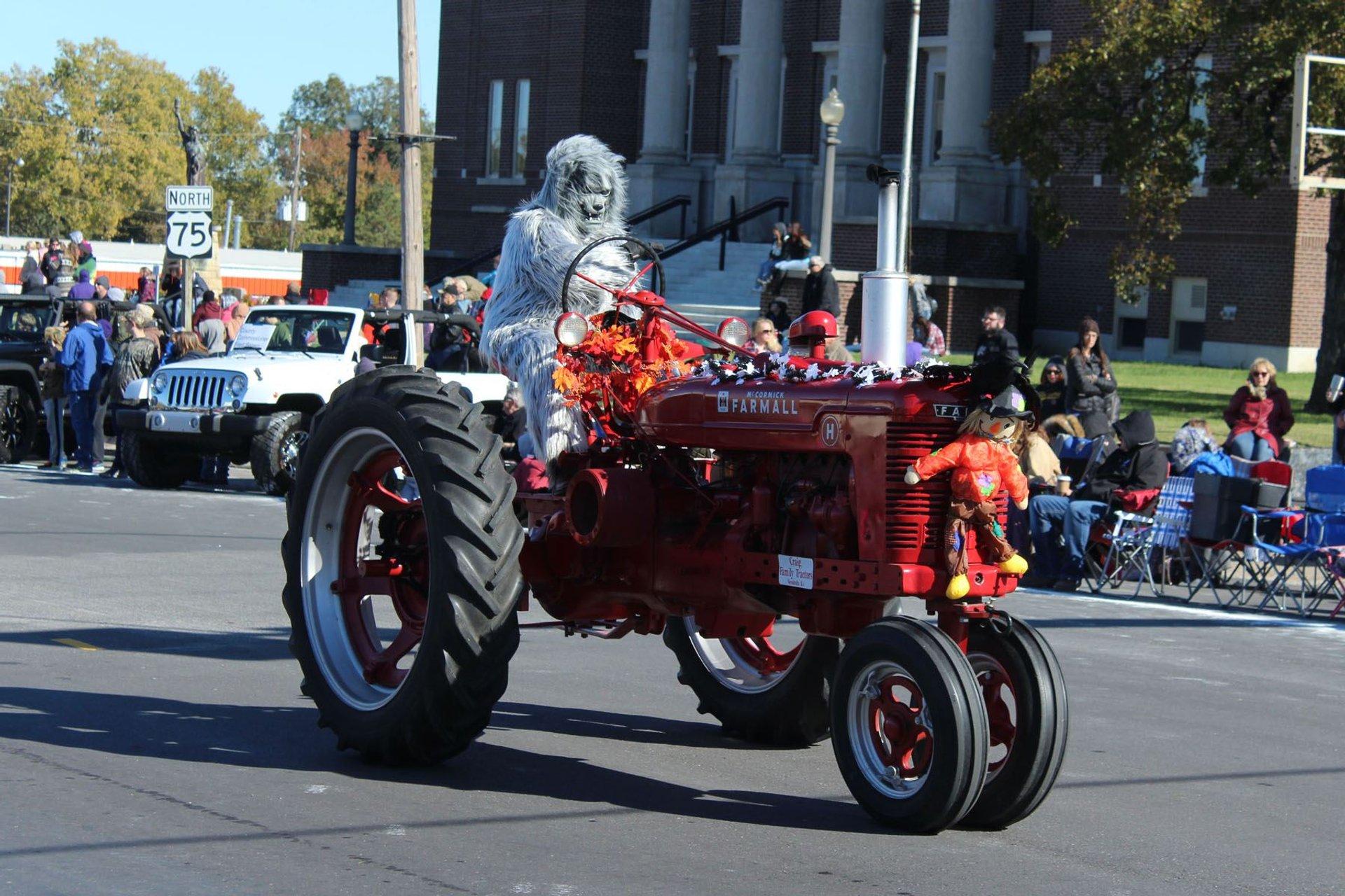 Grand Parade 2020