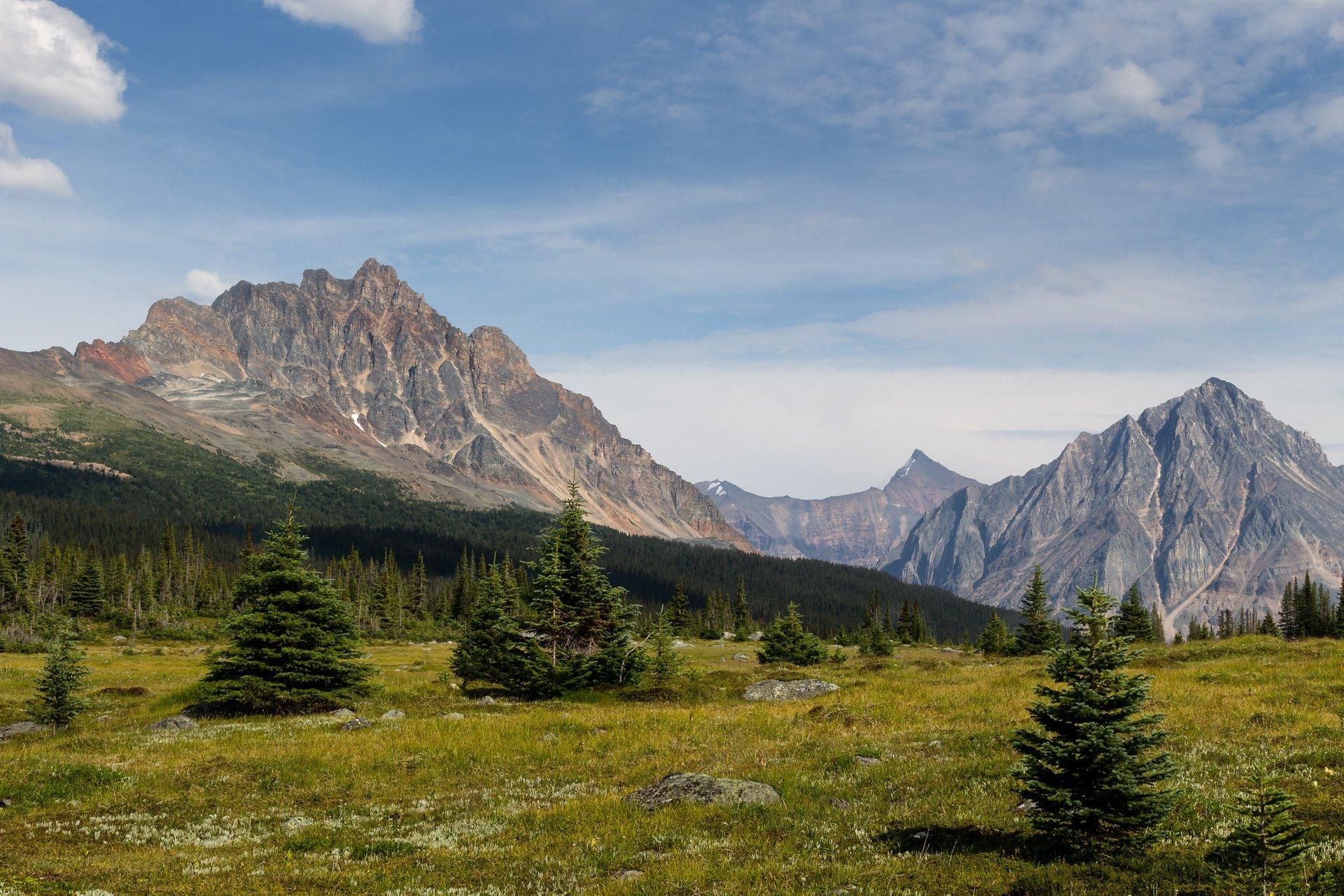 Tonquin Valley Hike in Banff & Jasper National Parks 2020 - Best Time
