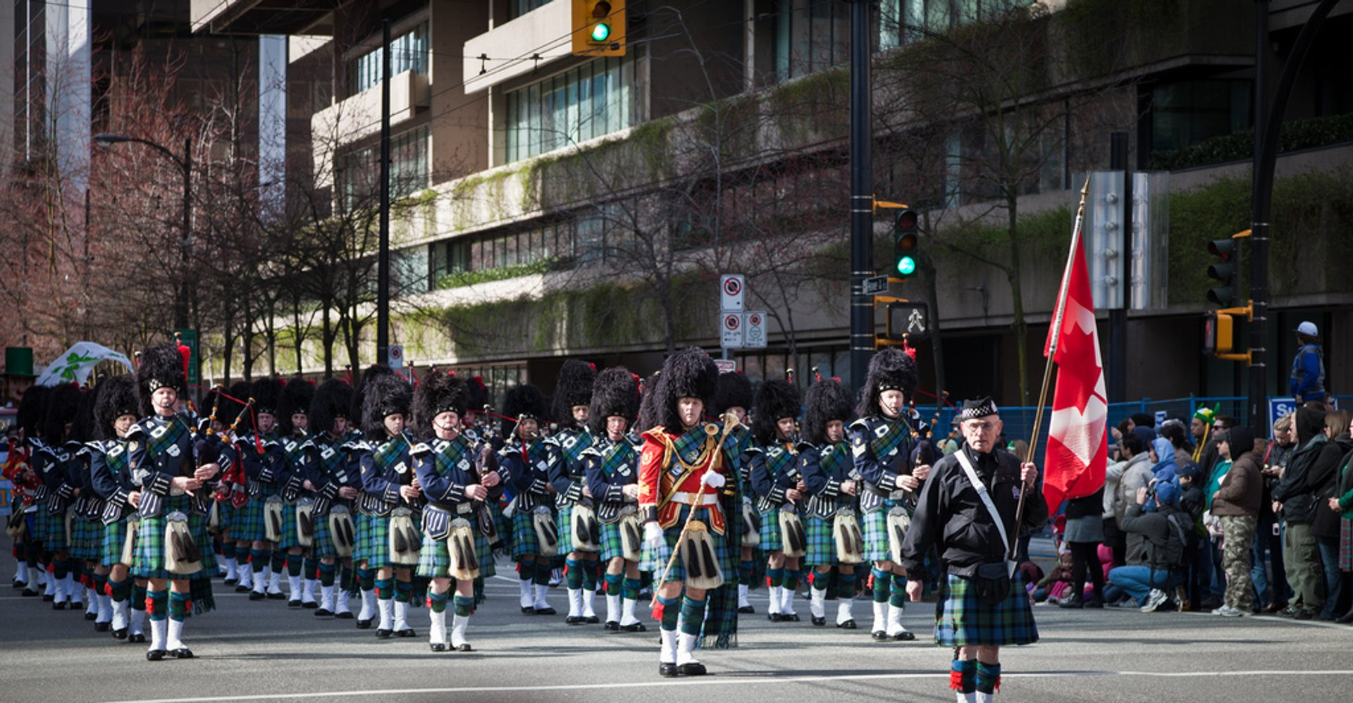 St. Patrick's Day Week in Vancouver - Best Season 2019