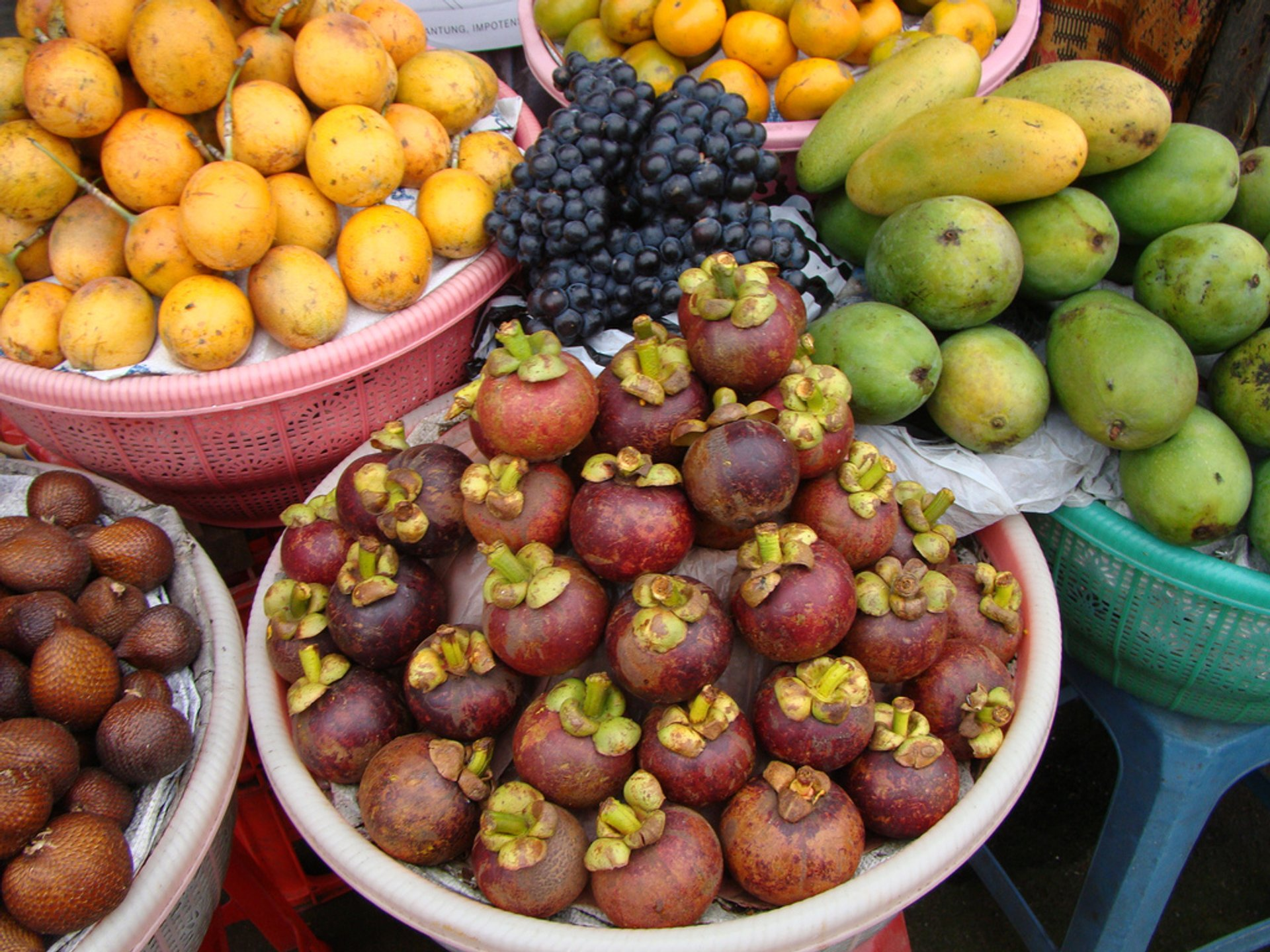 Mangosteen in Bali - Best Season