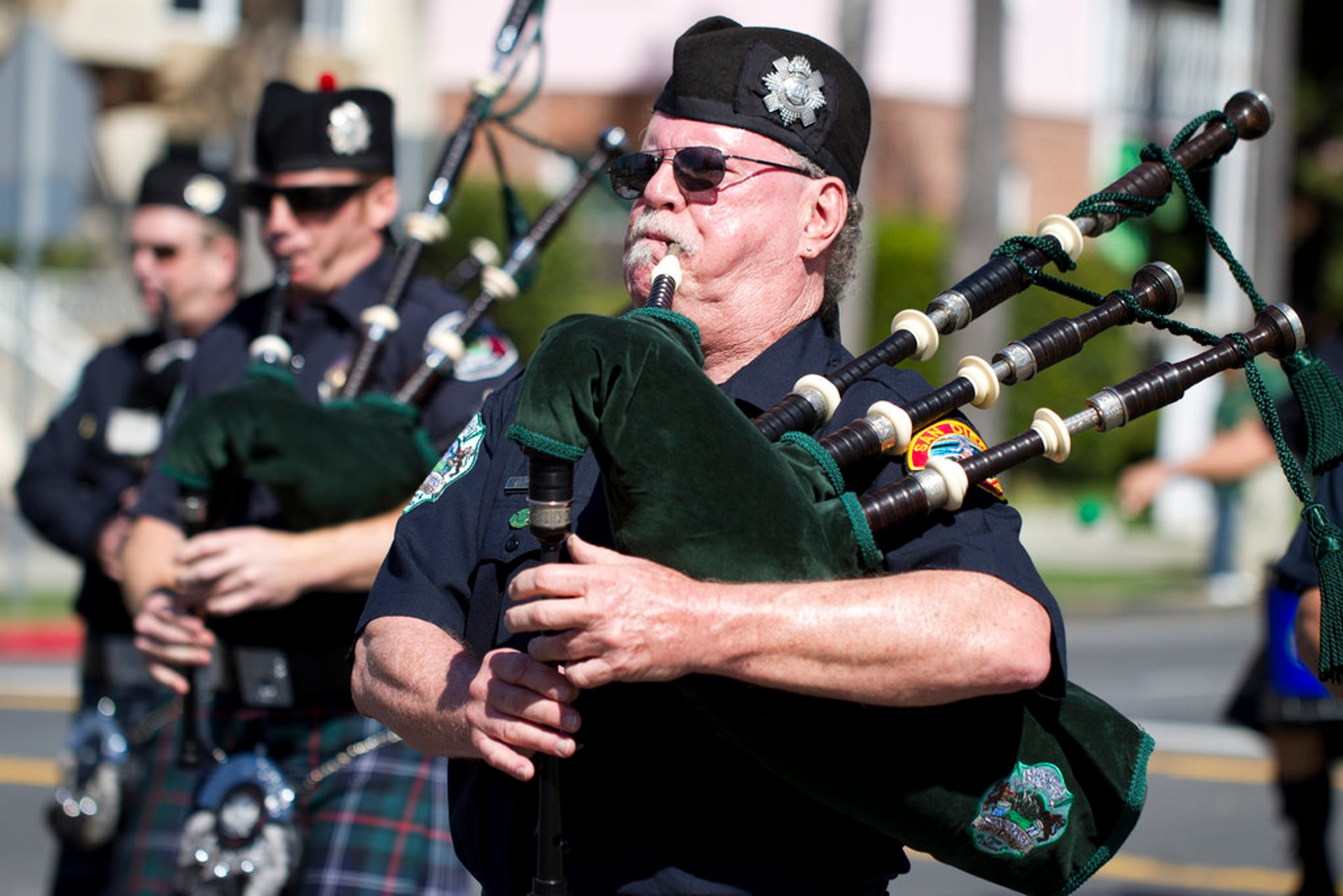 St. Patrick's Day Parade & Festival in San Diego - Best Season 2019