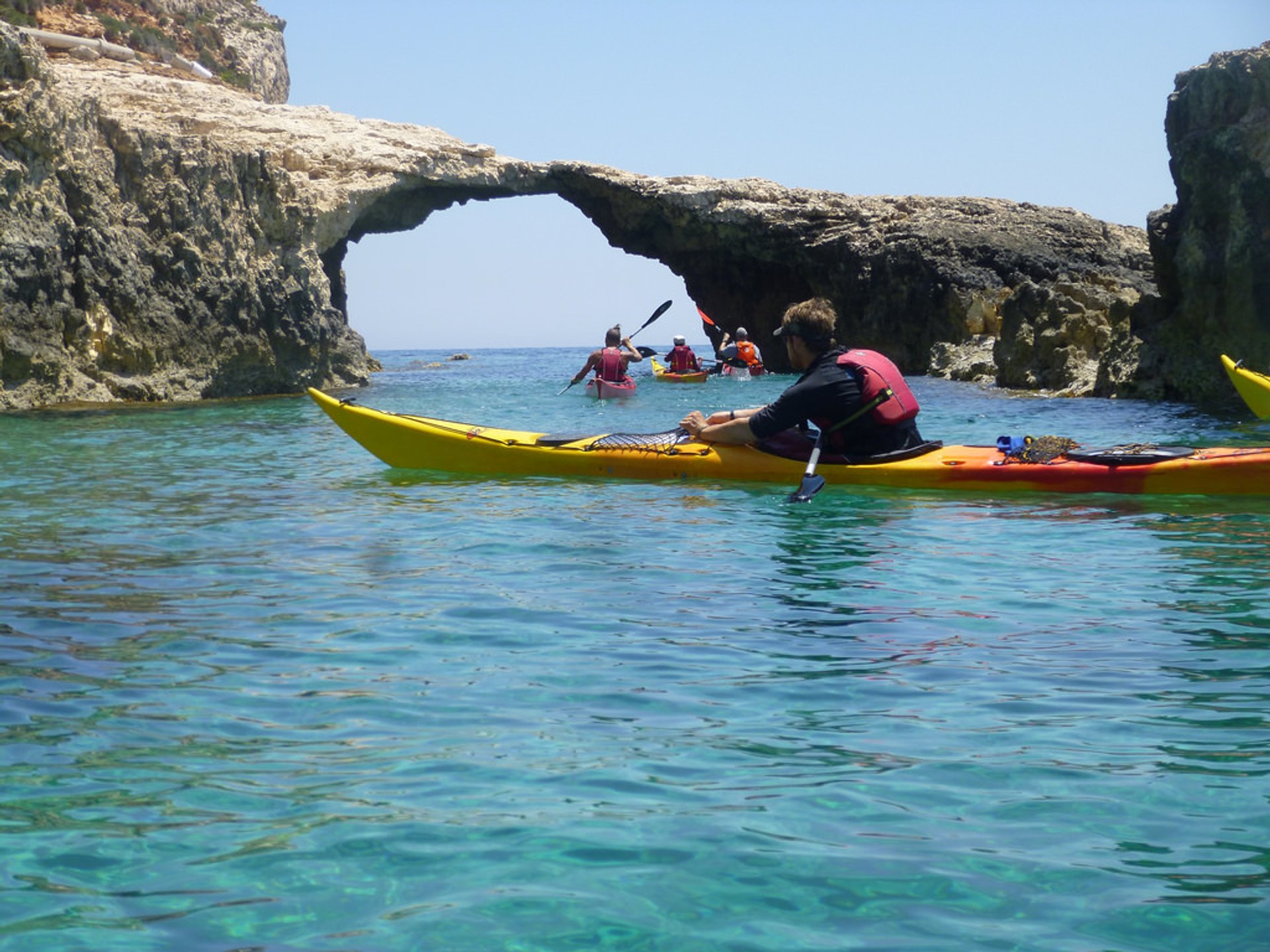Kayaking in Malta 2020 - Best Time