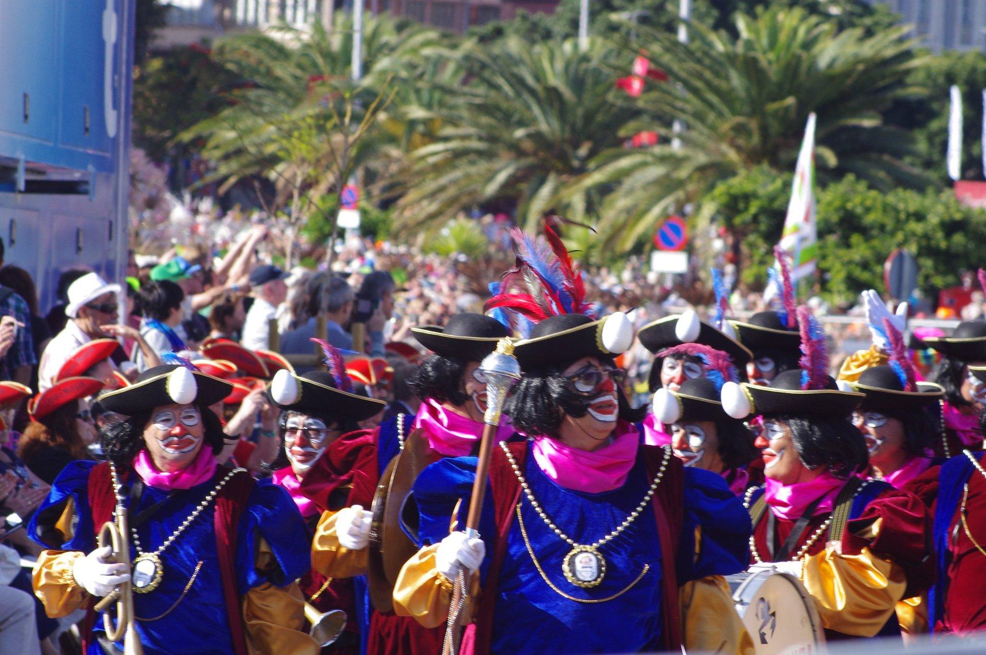 Santa Cruz de Tenerife Carnival in Canary Islands - Best Season 2020