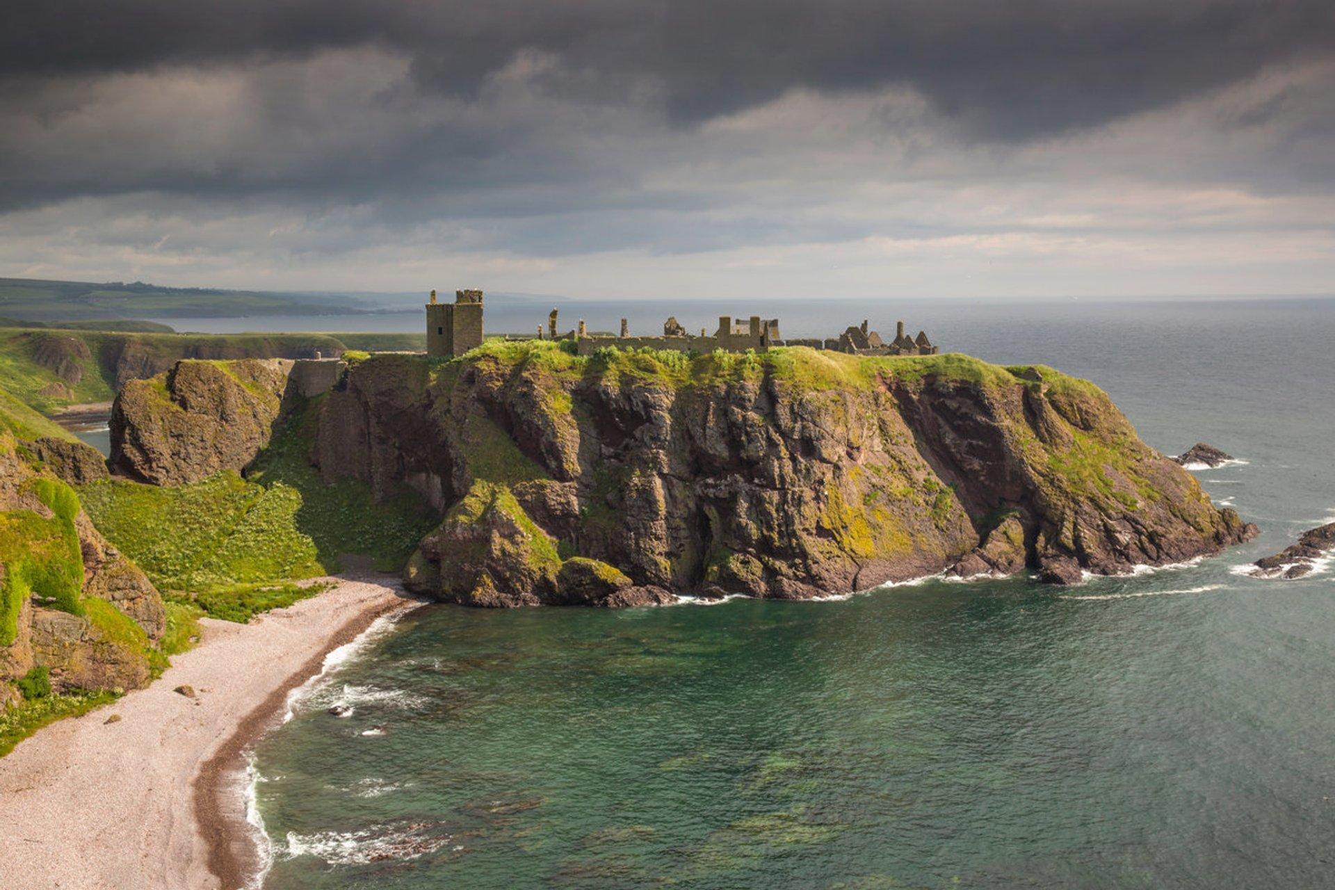 Dunnottar Castle  2020
