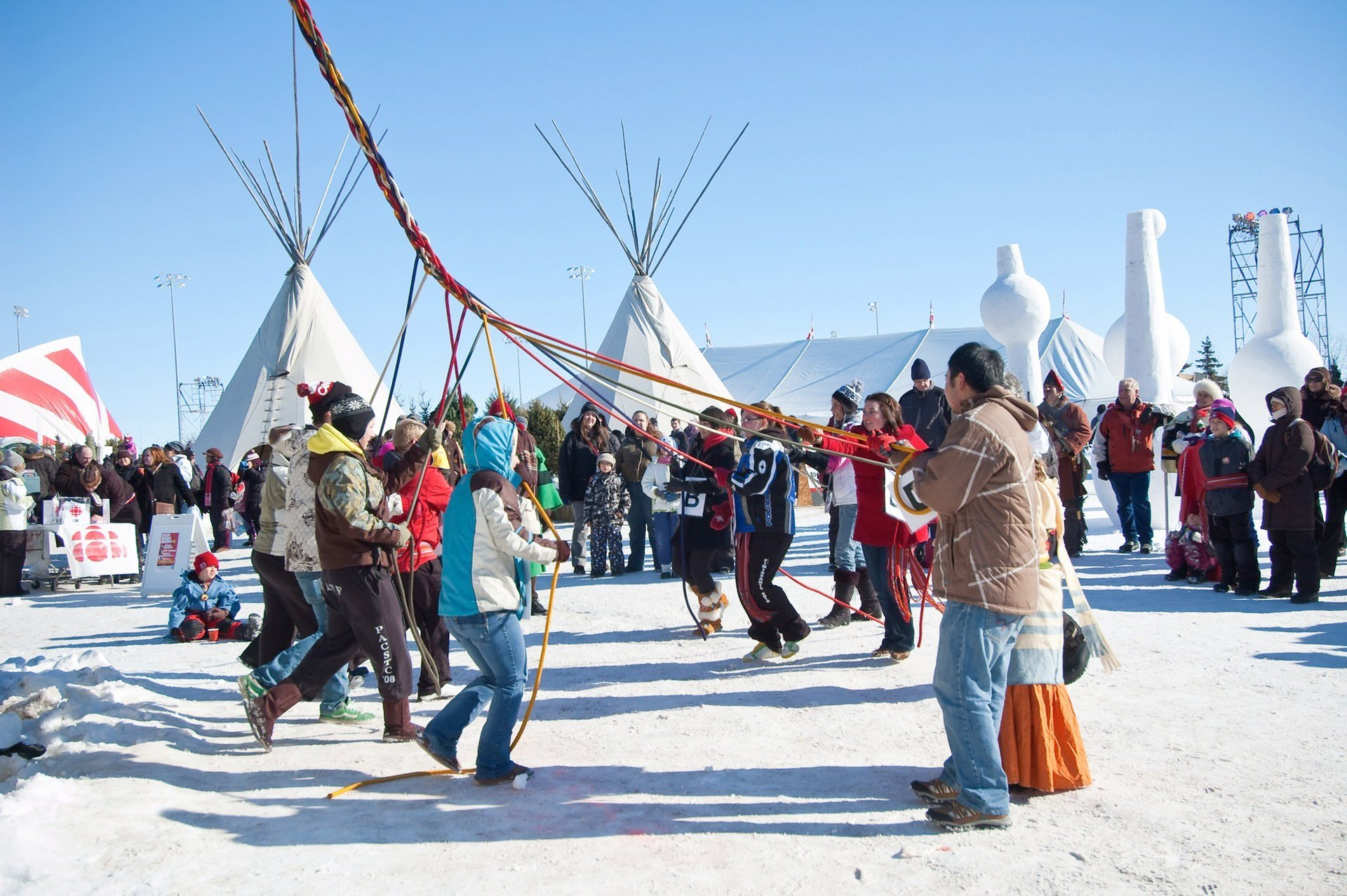 Festival du Voyageur in Winnipeg - Best Season 2020