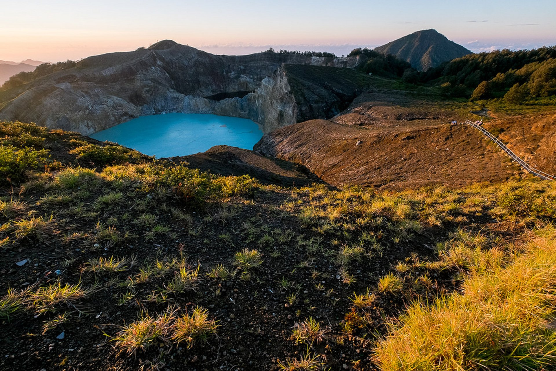 Kelimutu Crater Lakes in Indonesia - Best Season 2020