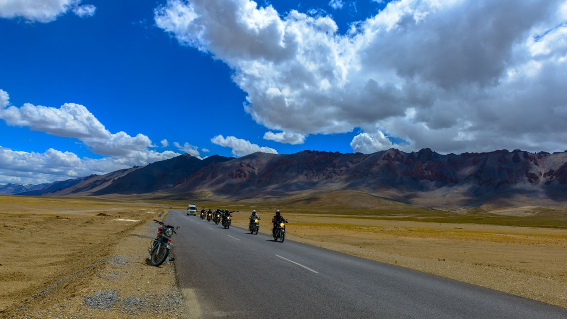 Manali to Leh Highway 2020