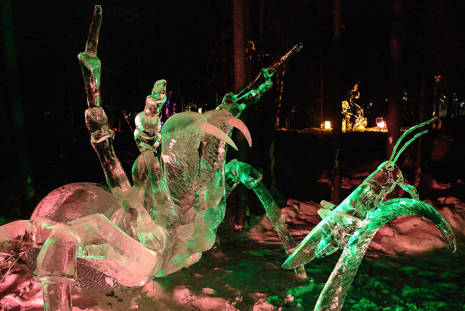 Wo​rld Ice Art Championships in Alaska - Best Season 2020