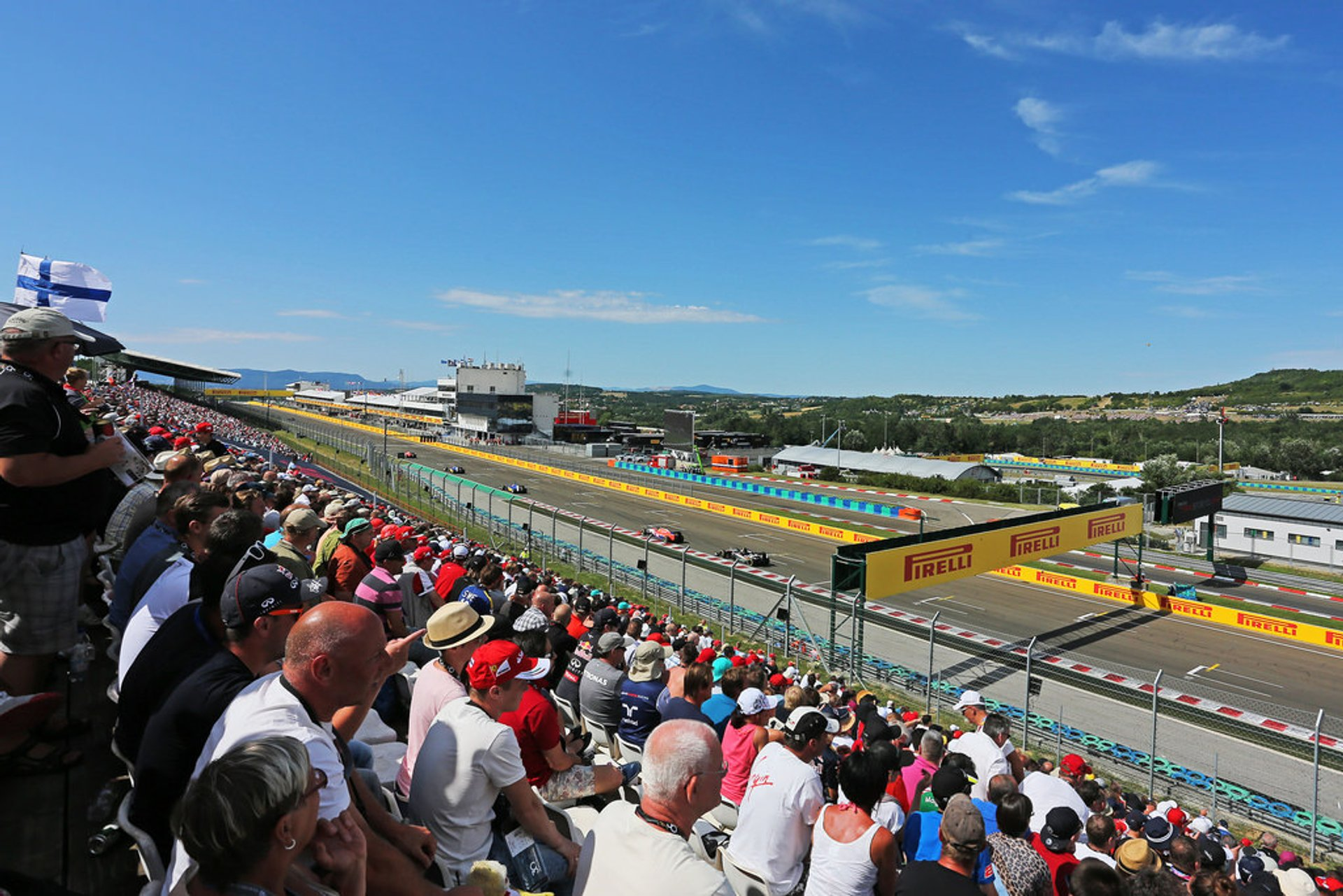 Hungarian F1 Grand Prix in Hungary - Best Season