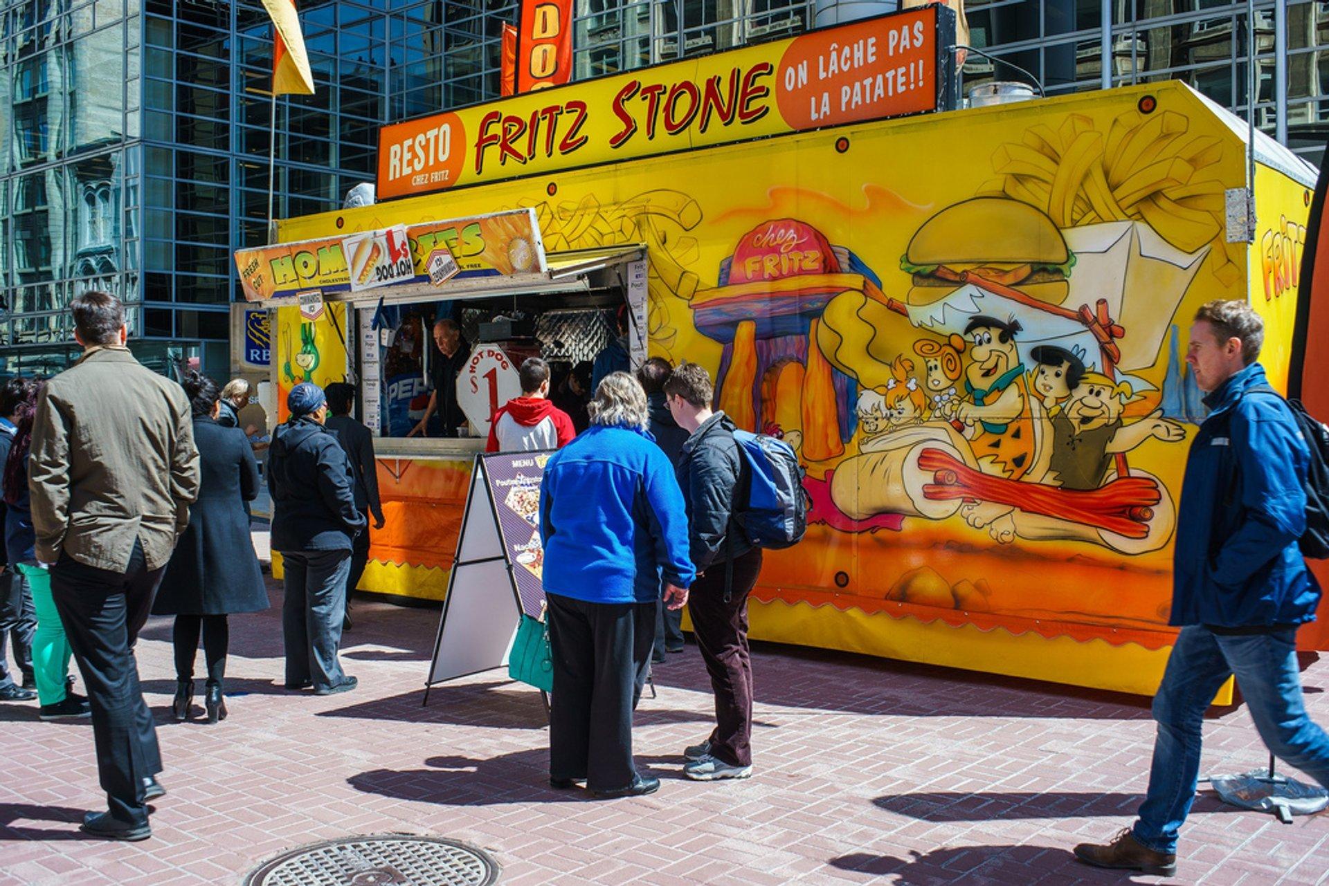Sparks Street PoutineFest in Ottawa 2019 - Best Time