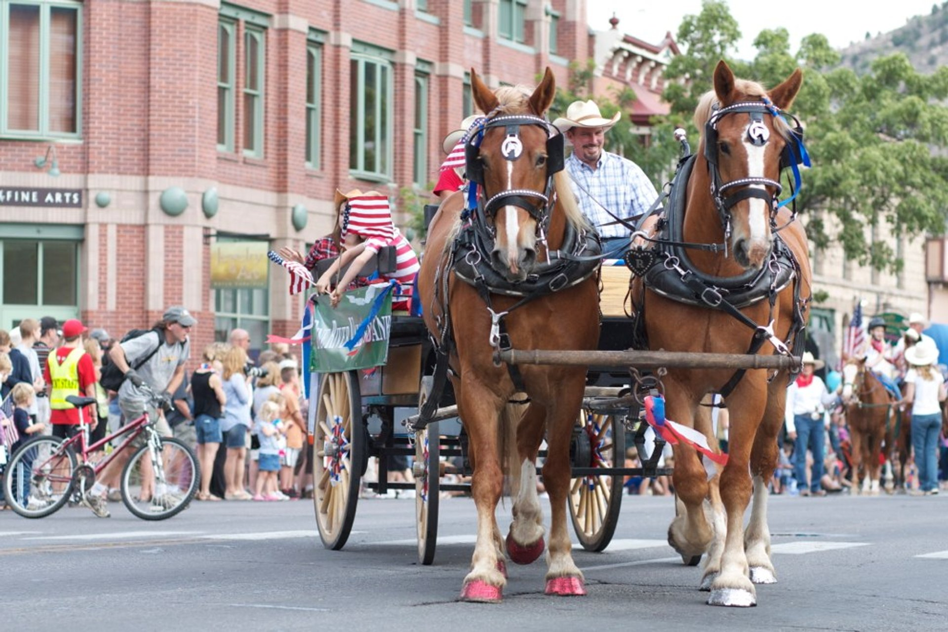 4th of July Parade in Durango 2020