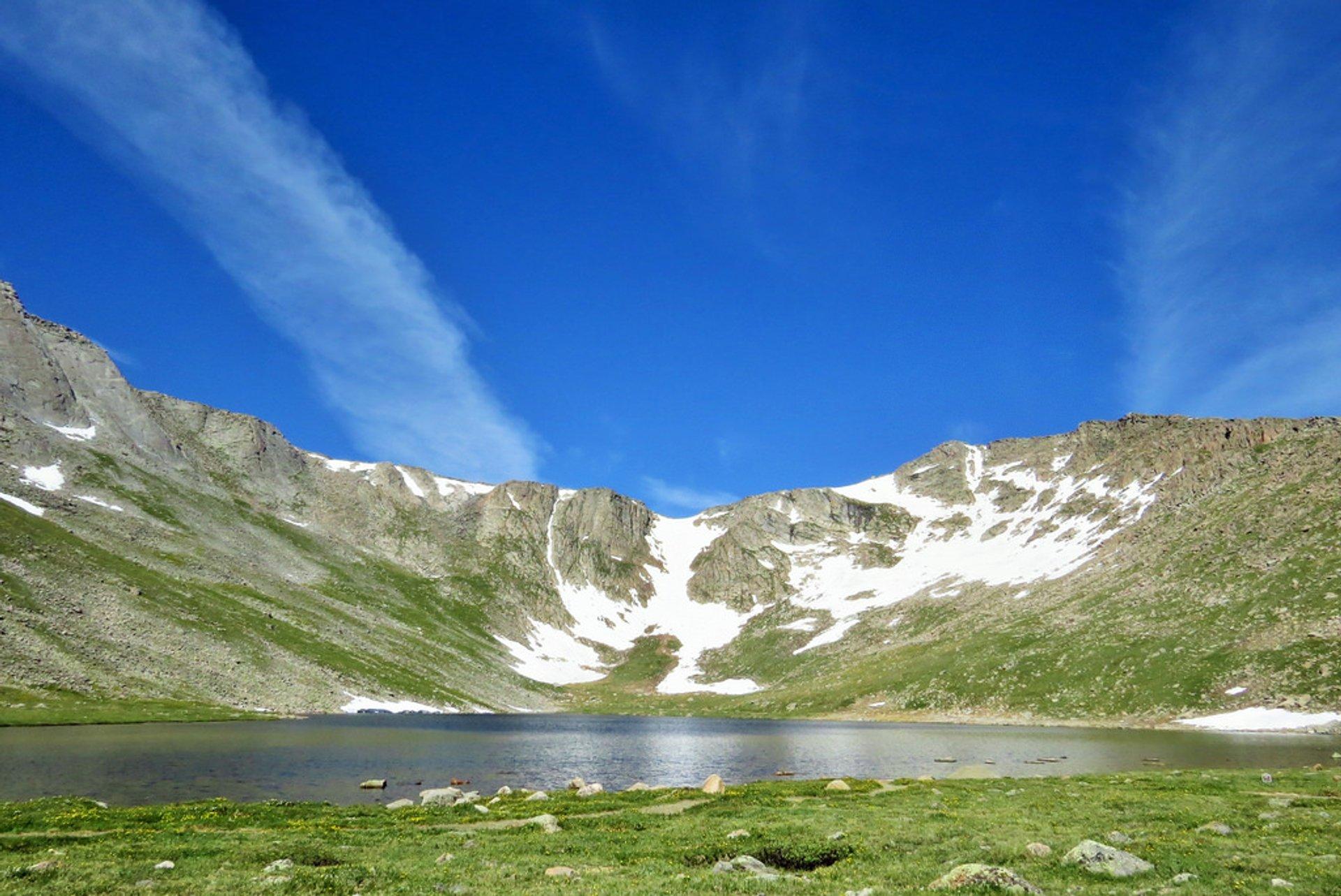 Summit Lake 2019