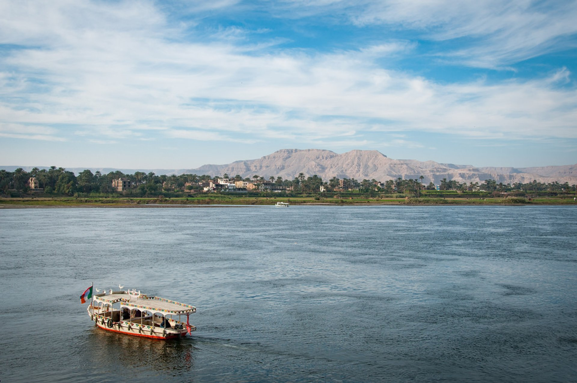 Nile River Cruise in Egypt - Best Time