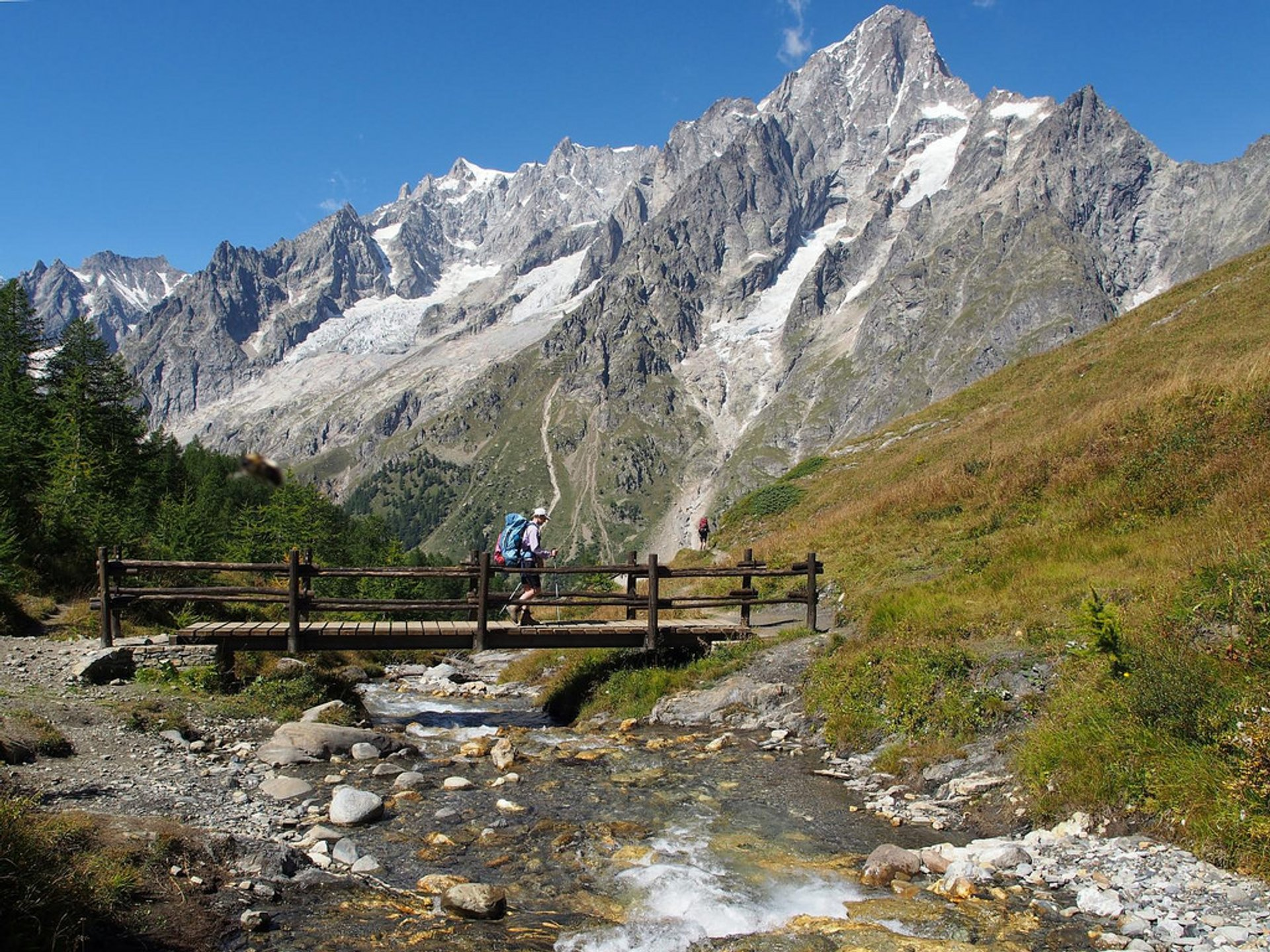 Tour du Mont Blanc in France 2020 - Best Time