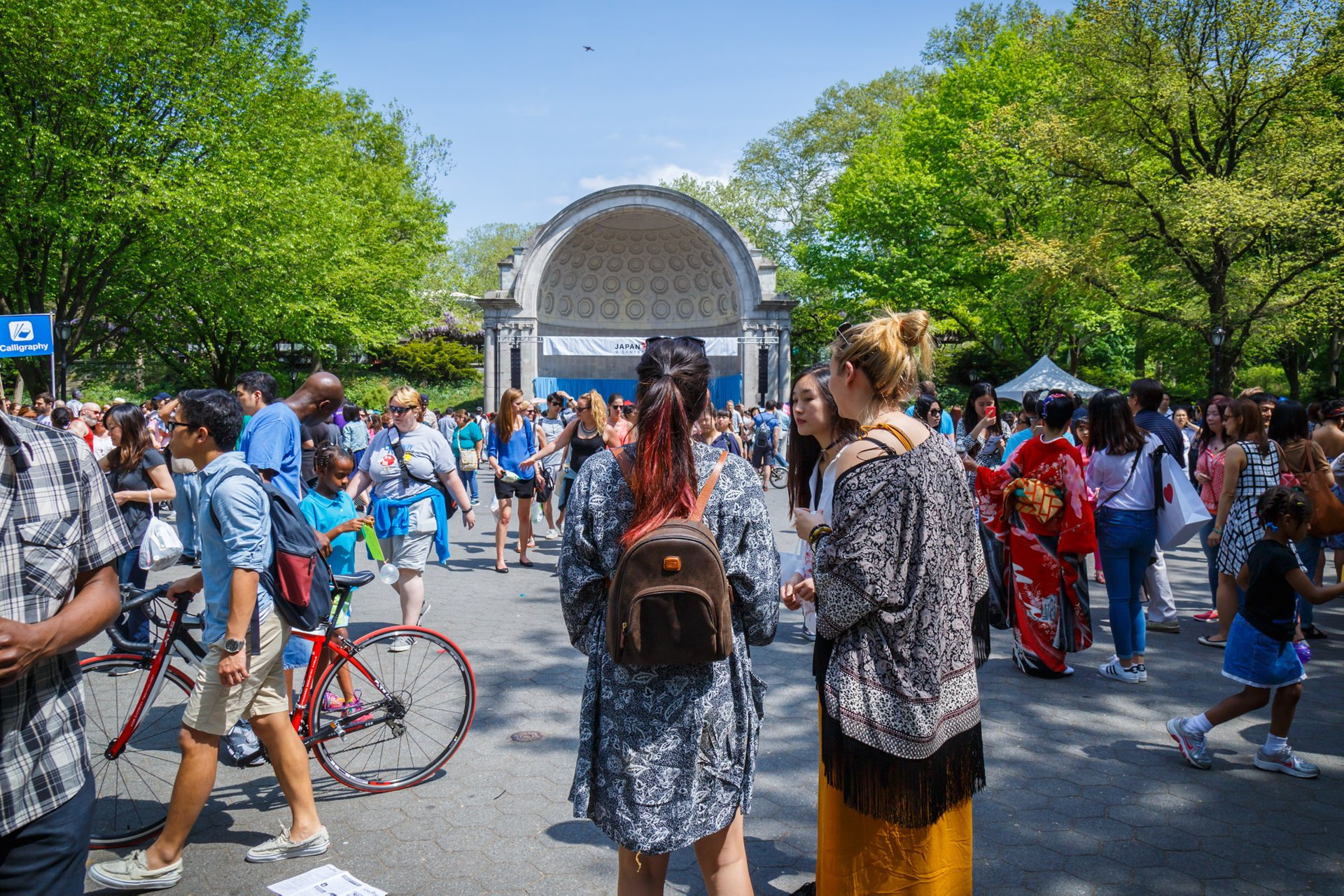 Japan Day @ Central Park in New York - Best Season 2020