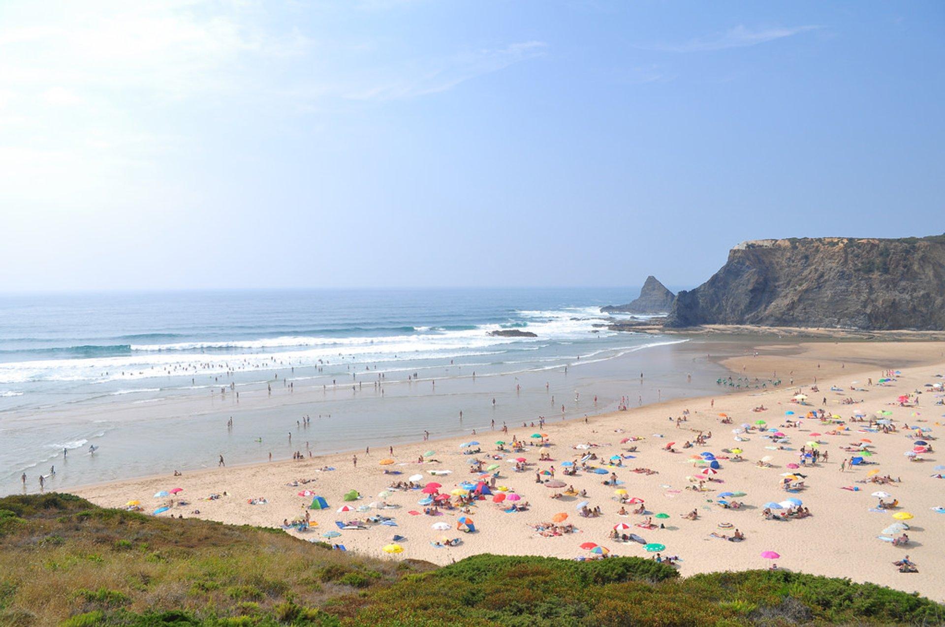 Praia de Odeceixe 2020