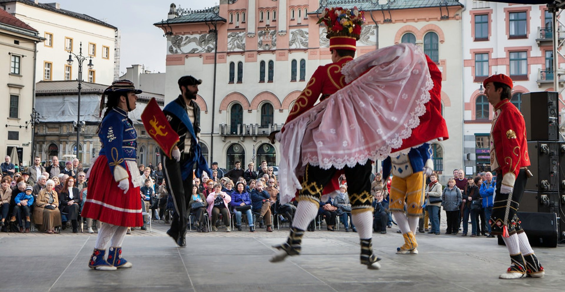 Lajkonik Parade in Krakow - Best Season 2020