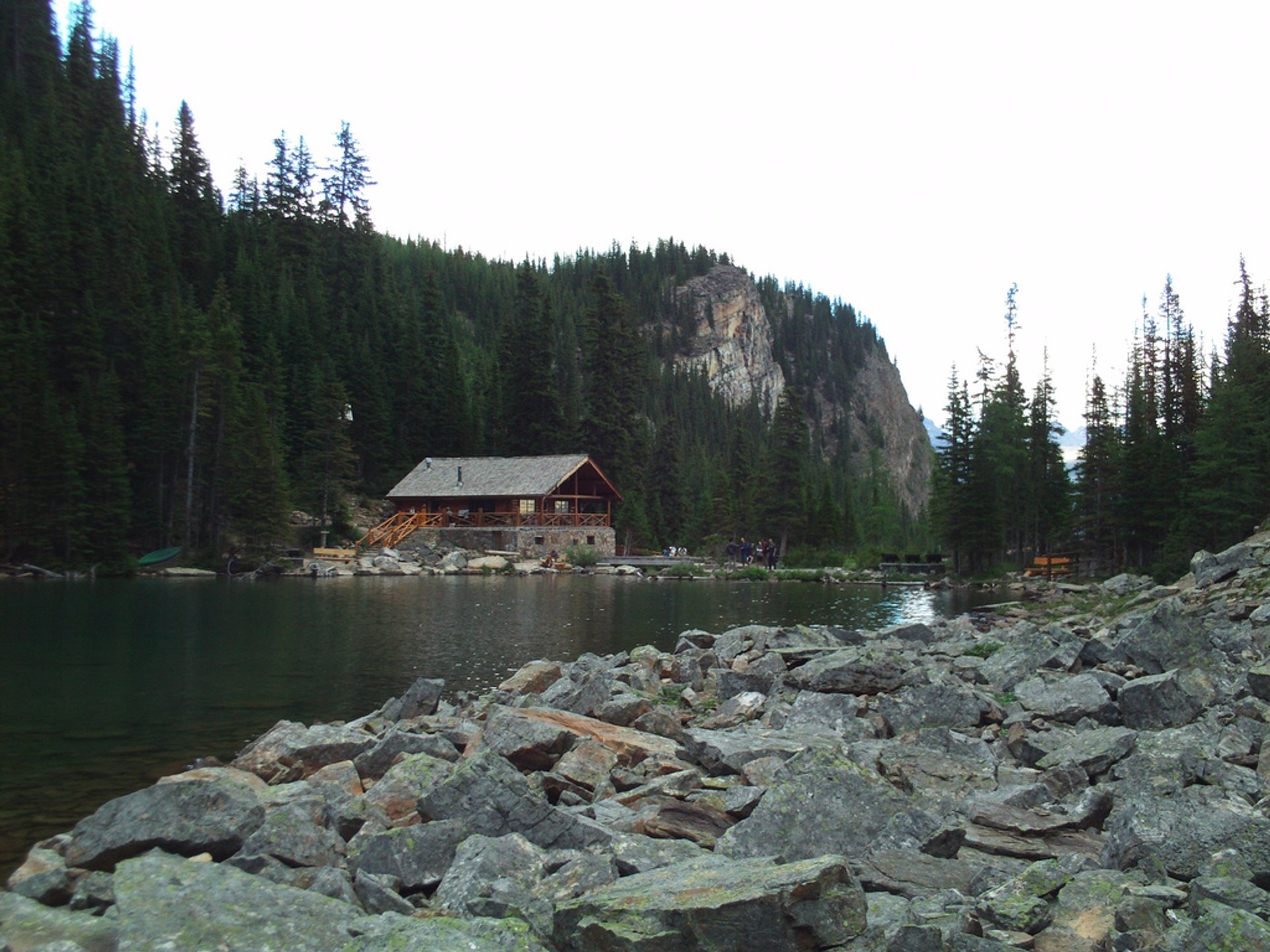 Lake Agnes Teahouse 2020