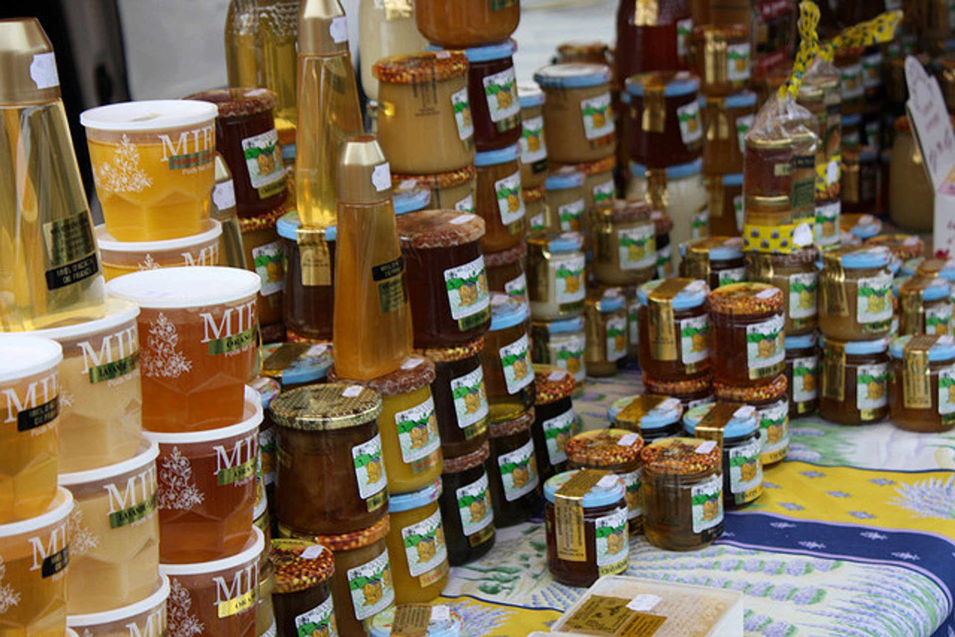 Honey Delights in Corsica - Best Season 2020