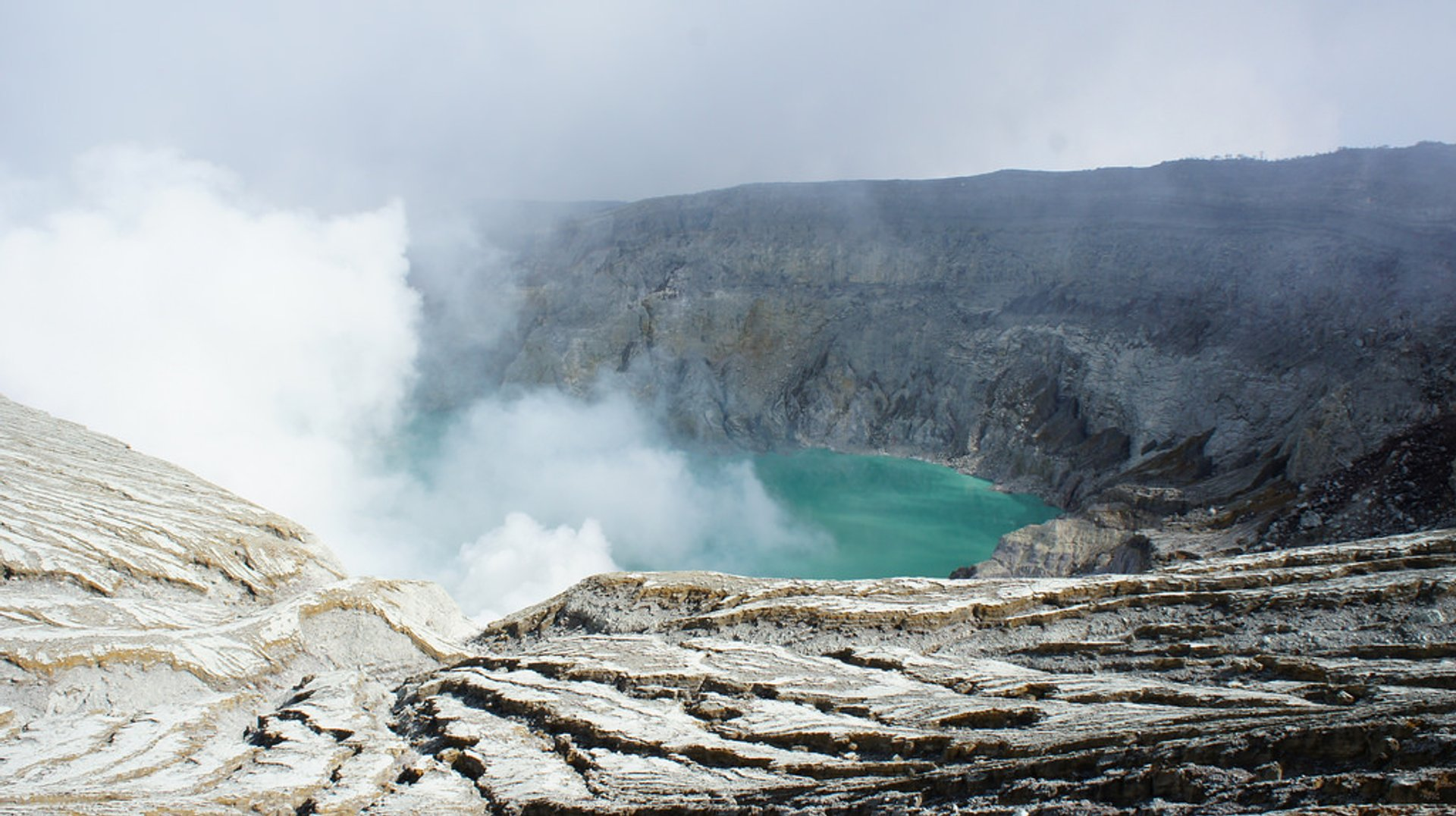 Kawah Ijen Volcano in Java 2020 - Best Time