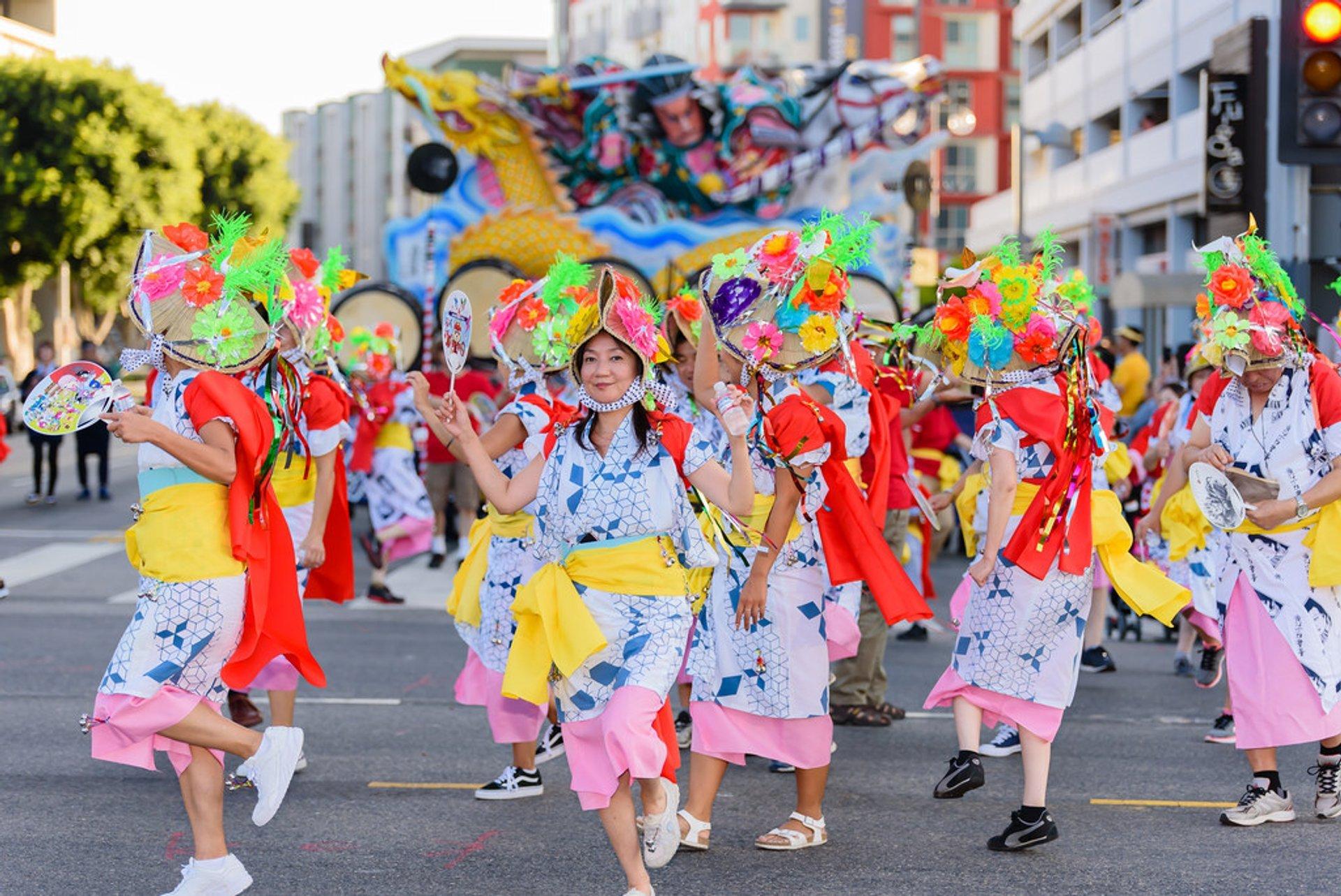 Nisei Week Japanese Festival in Los Angeles 2020 - Best Time