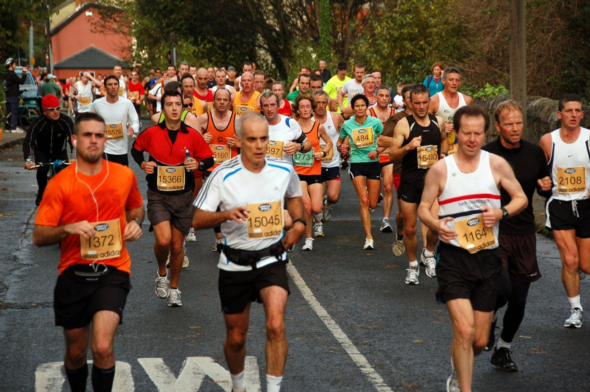 KBC Dublin Marathon in Dublin 2020 - Best Time
