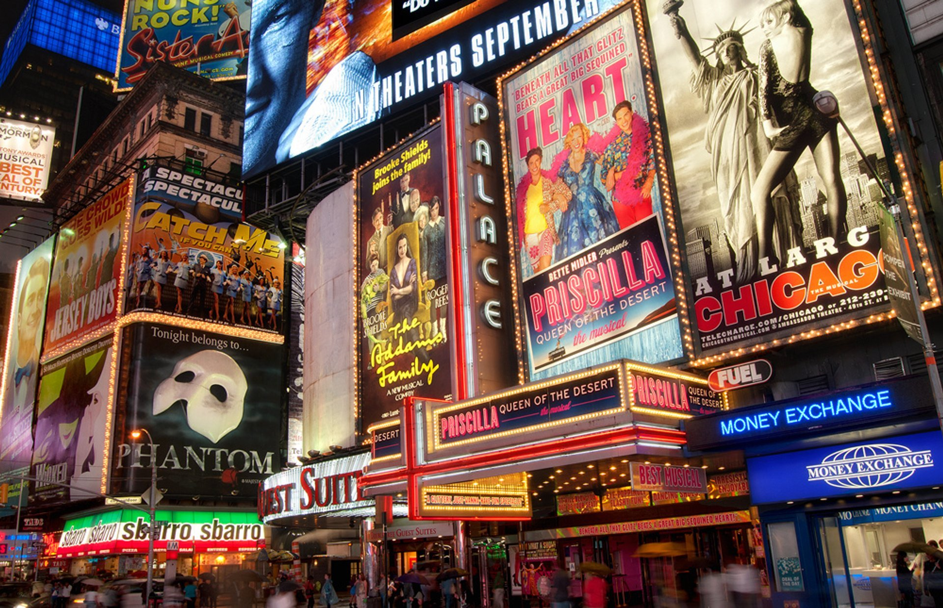 Broadway in New York 2020 - Best Time